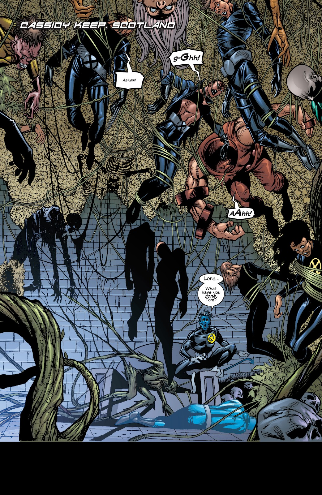 Read online X-Men: Unstoppable comic -  Issue # TPB (Part 1) - 52