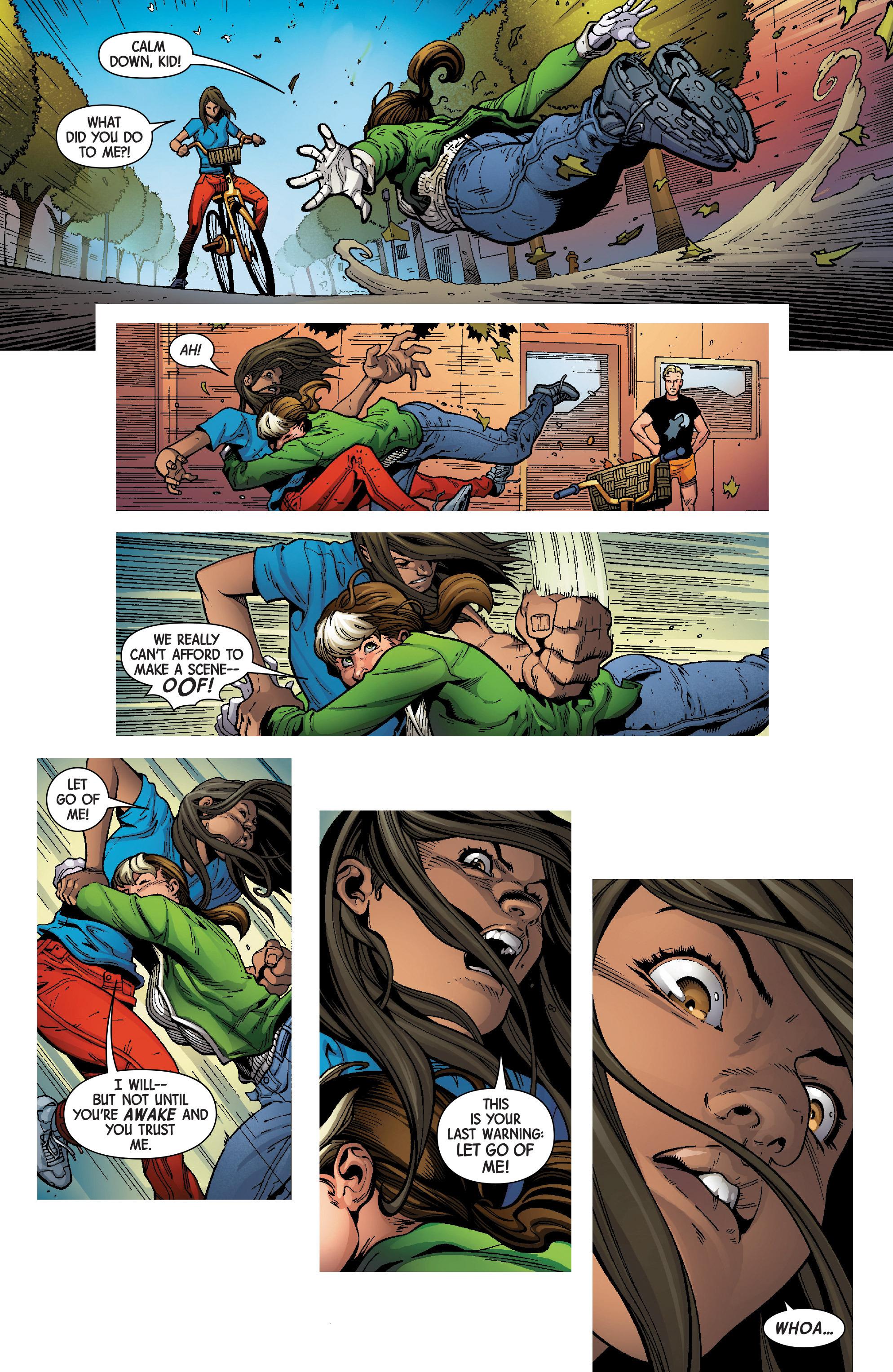 Read online Uncanny Avengers [II] comic -  Issue #8 - 13