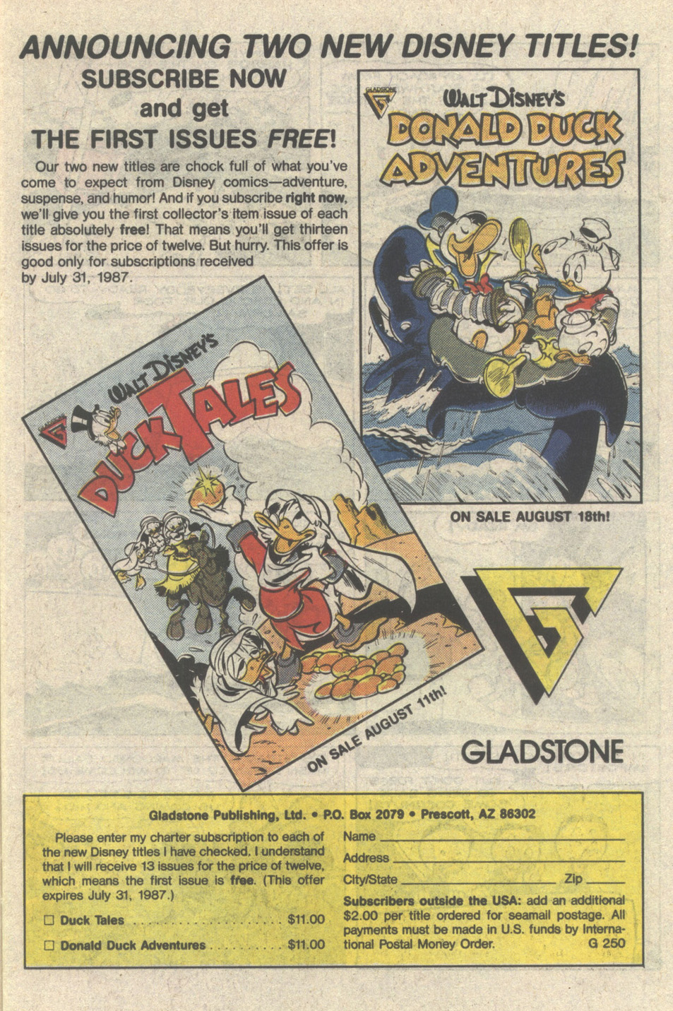 Read online Uncle Scrooge (1953) comic -  Issue #222 - 11