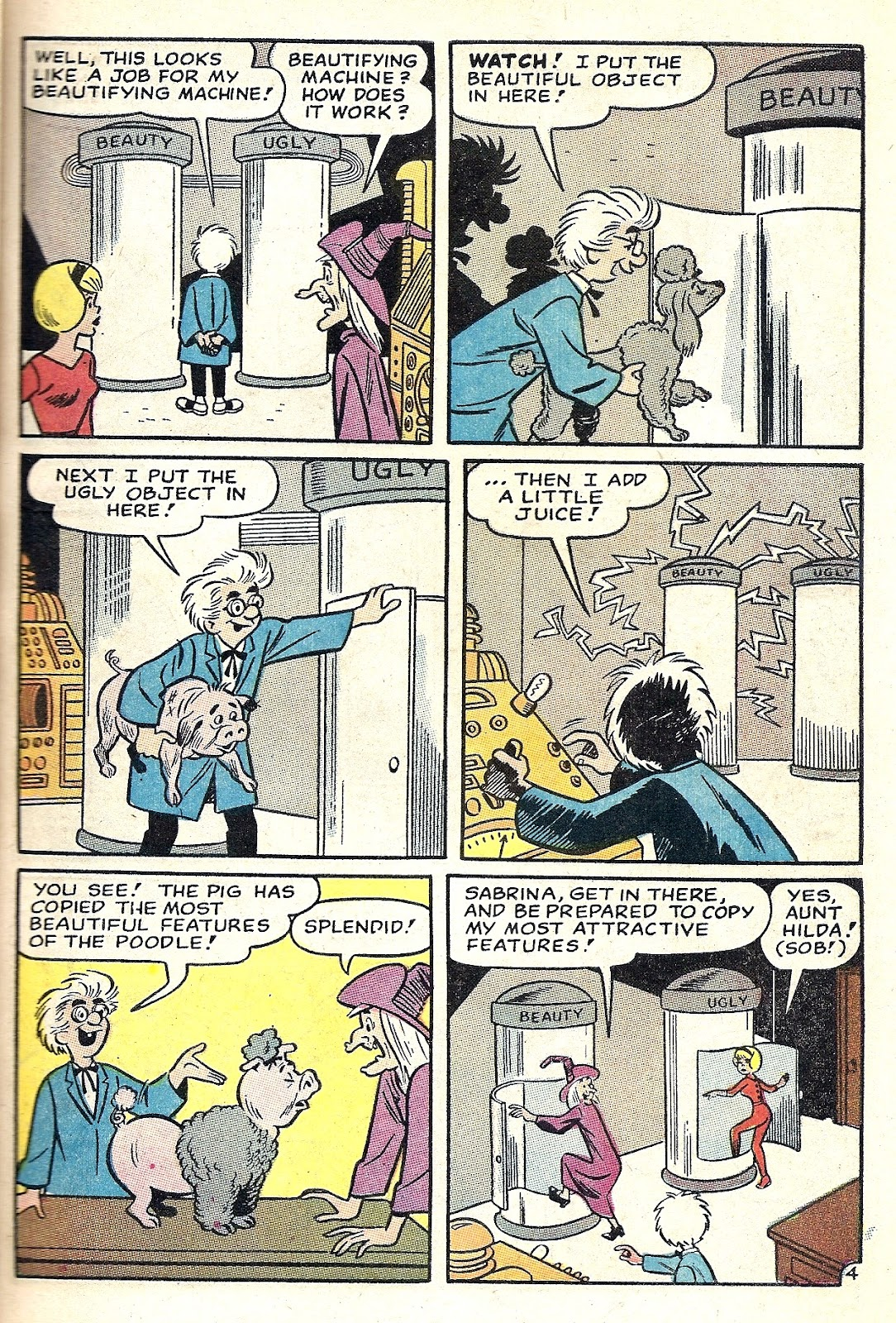 Archie's Madhouse issue Annual 6 - Page 29