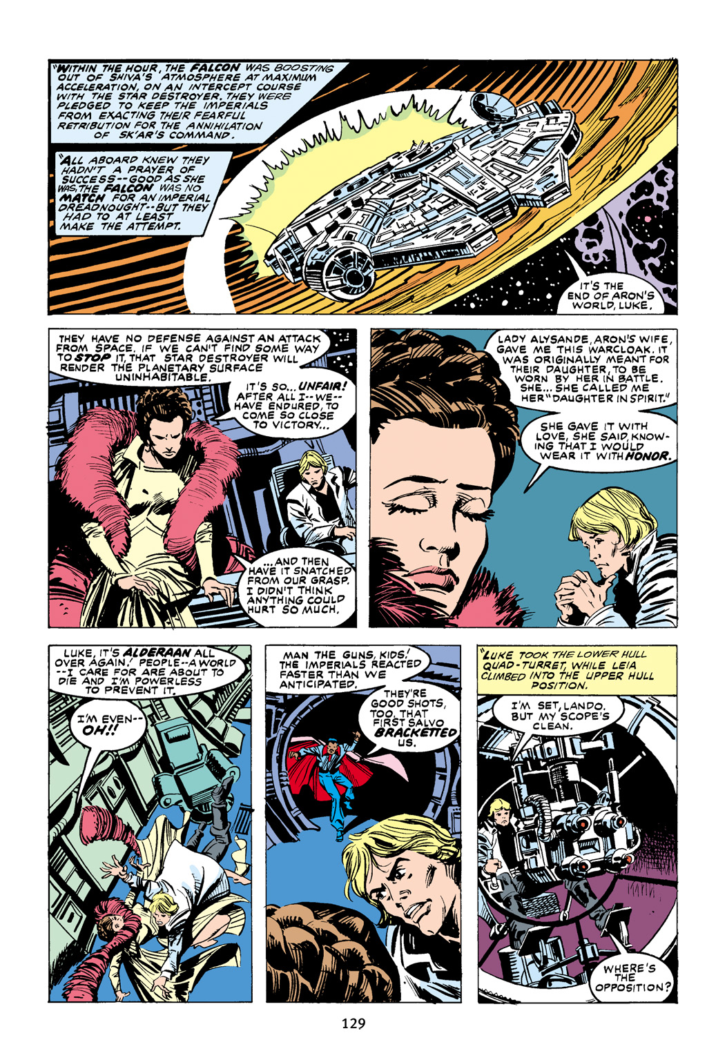 Read online Star Wars Omnibus comic -  Issue # Vol. 16 - 128