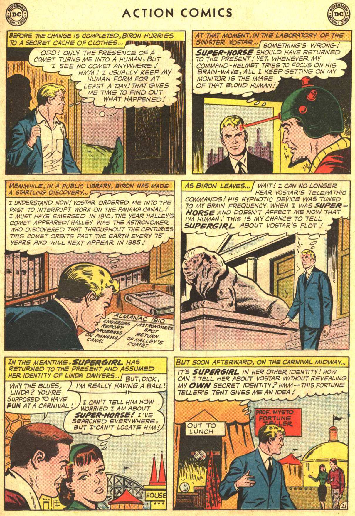 Read online Action Comics (1938) comic -  Issue #302 - 26