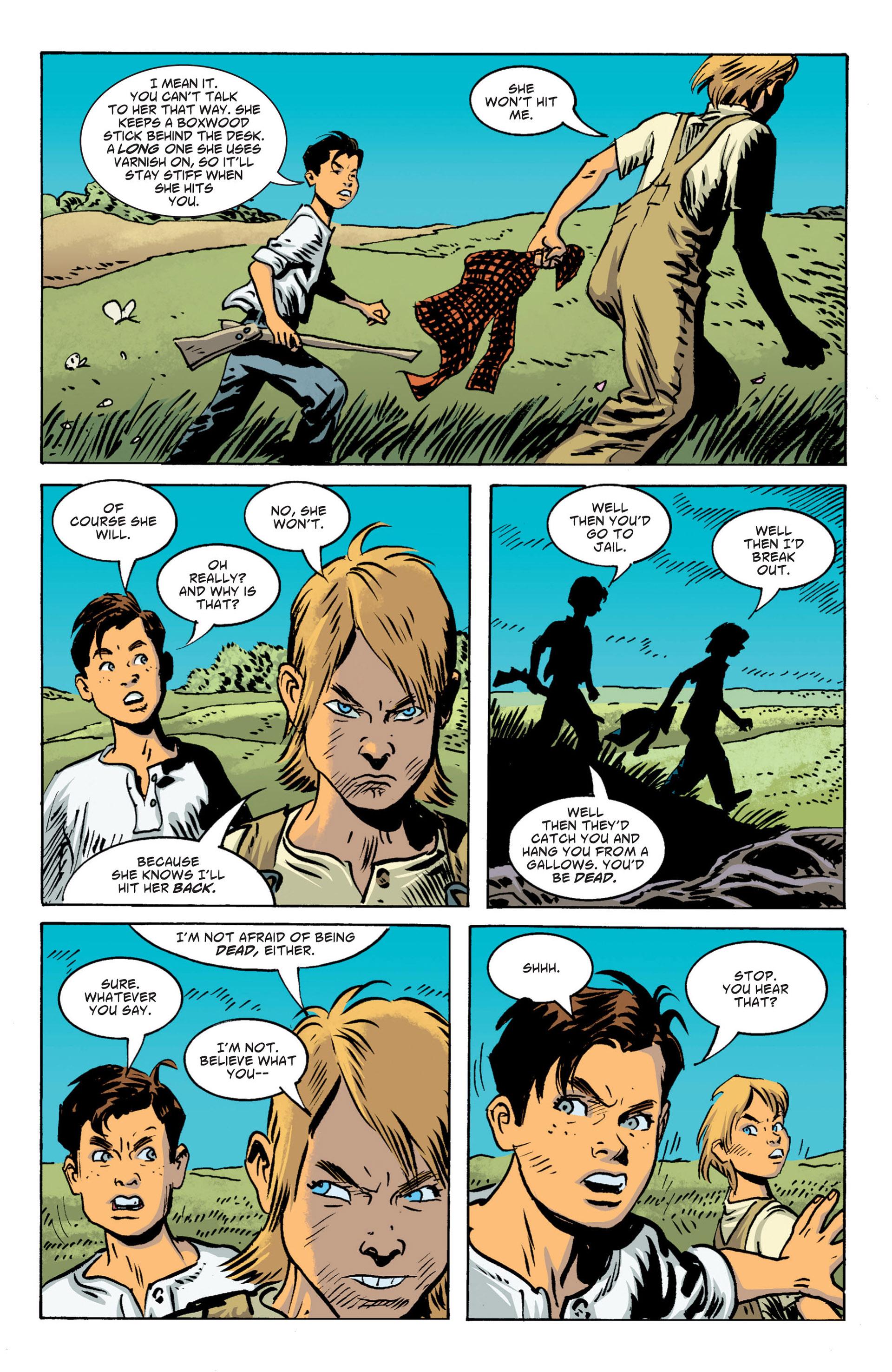 Read online American Vampire comic -  Issue #19 - 5