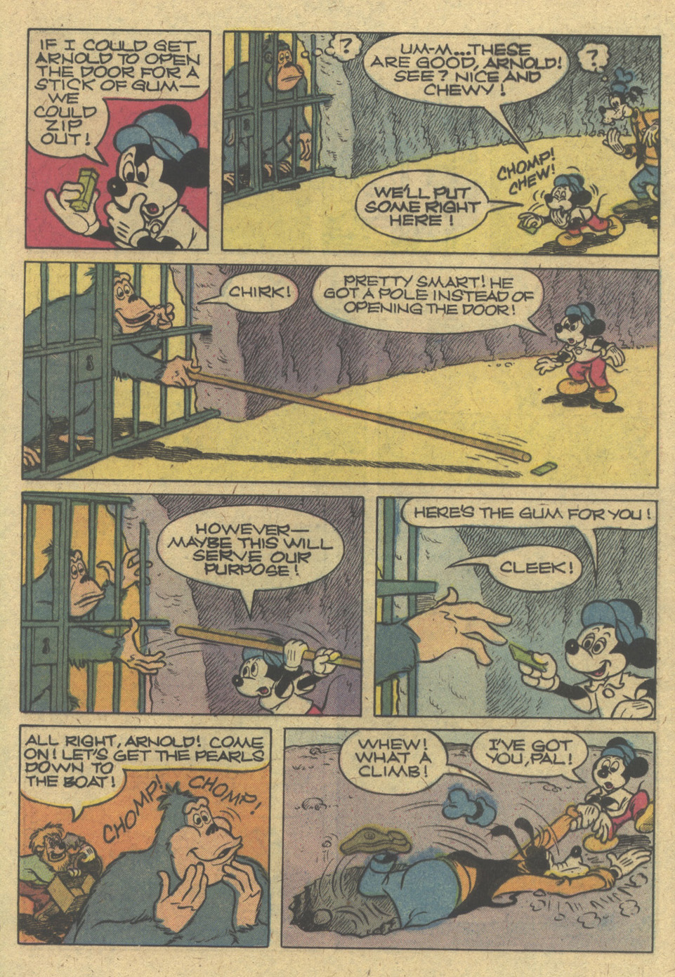 Walt Disney's Comics and Stories issue 452 - Page 22