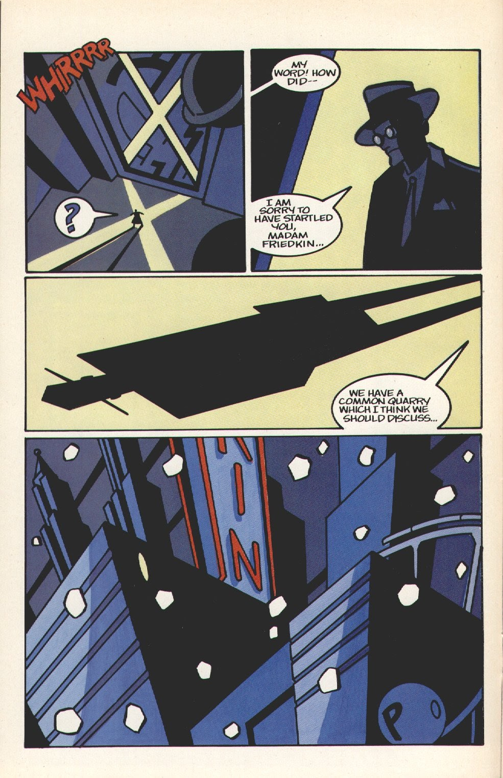Mister X issue 11 - Page 10