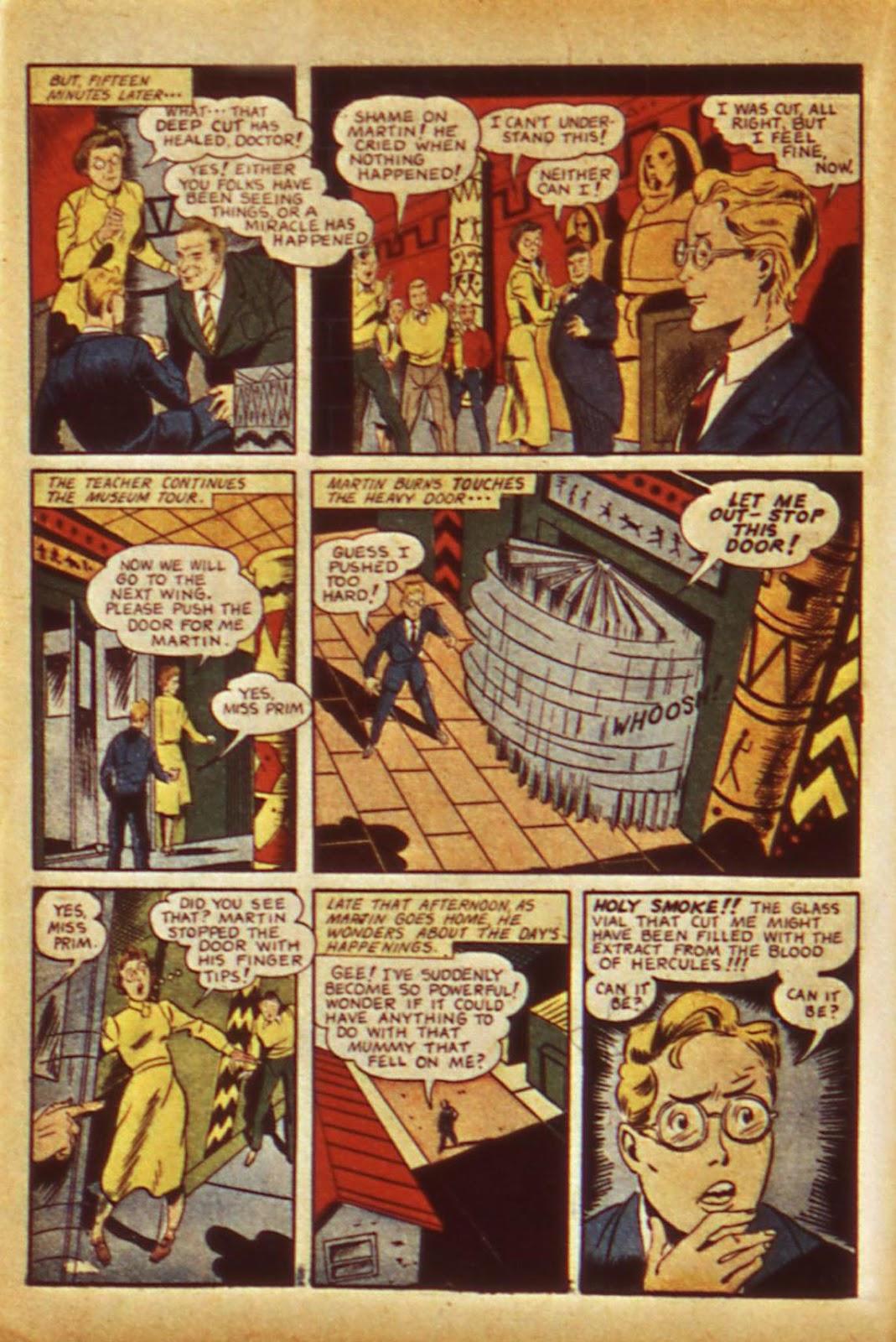 USA Comics issue 7 - Page 34