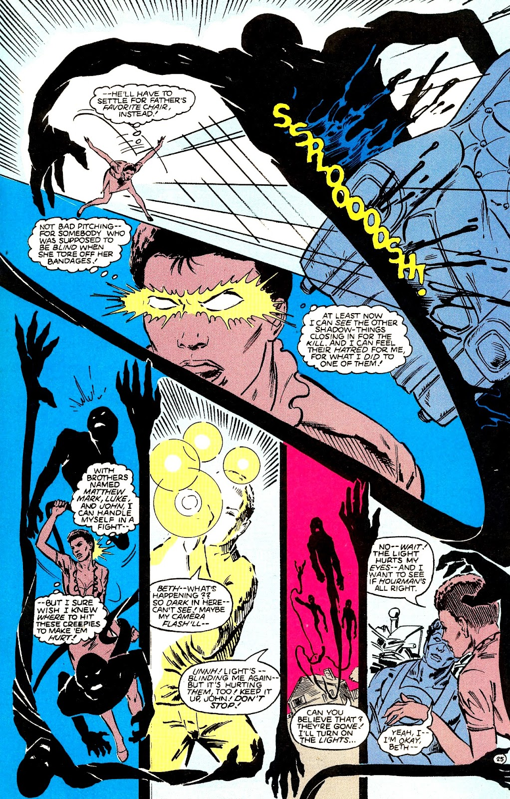 Infinity Inc. (1984) issue 21 - Page 27
