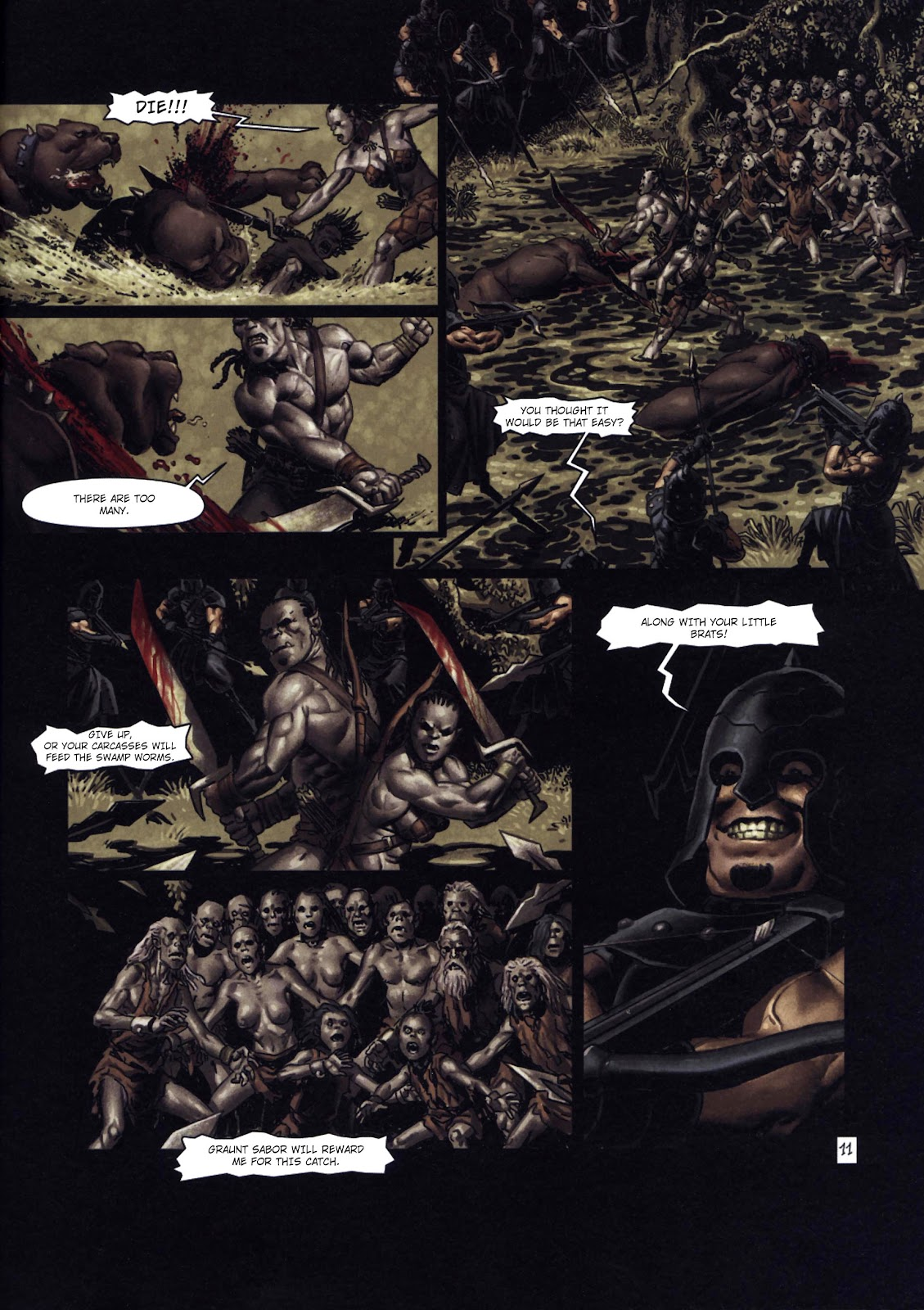 Read online Orks comic -  Issue #2 - 14