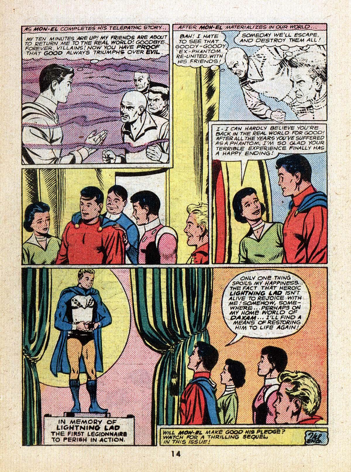 Read online Adventure Comics (1938) comic -  Issue #500 - 14