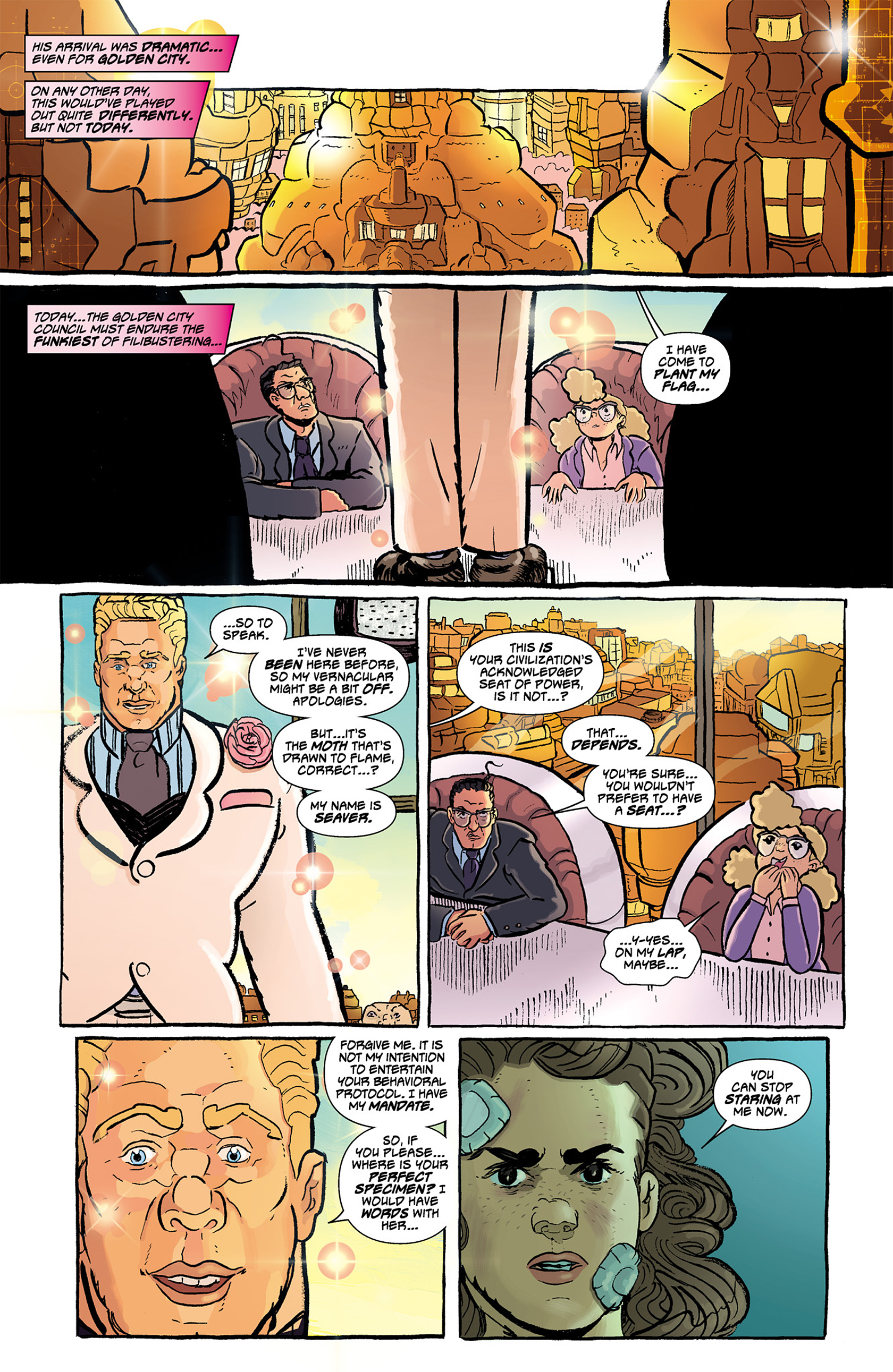 Read online Catalyst Comix comic -  Issue #3 - 18
