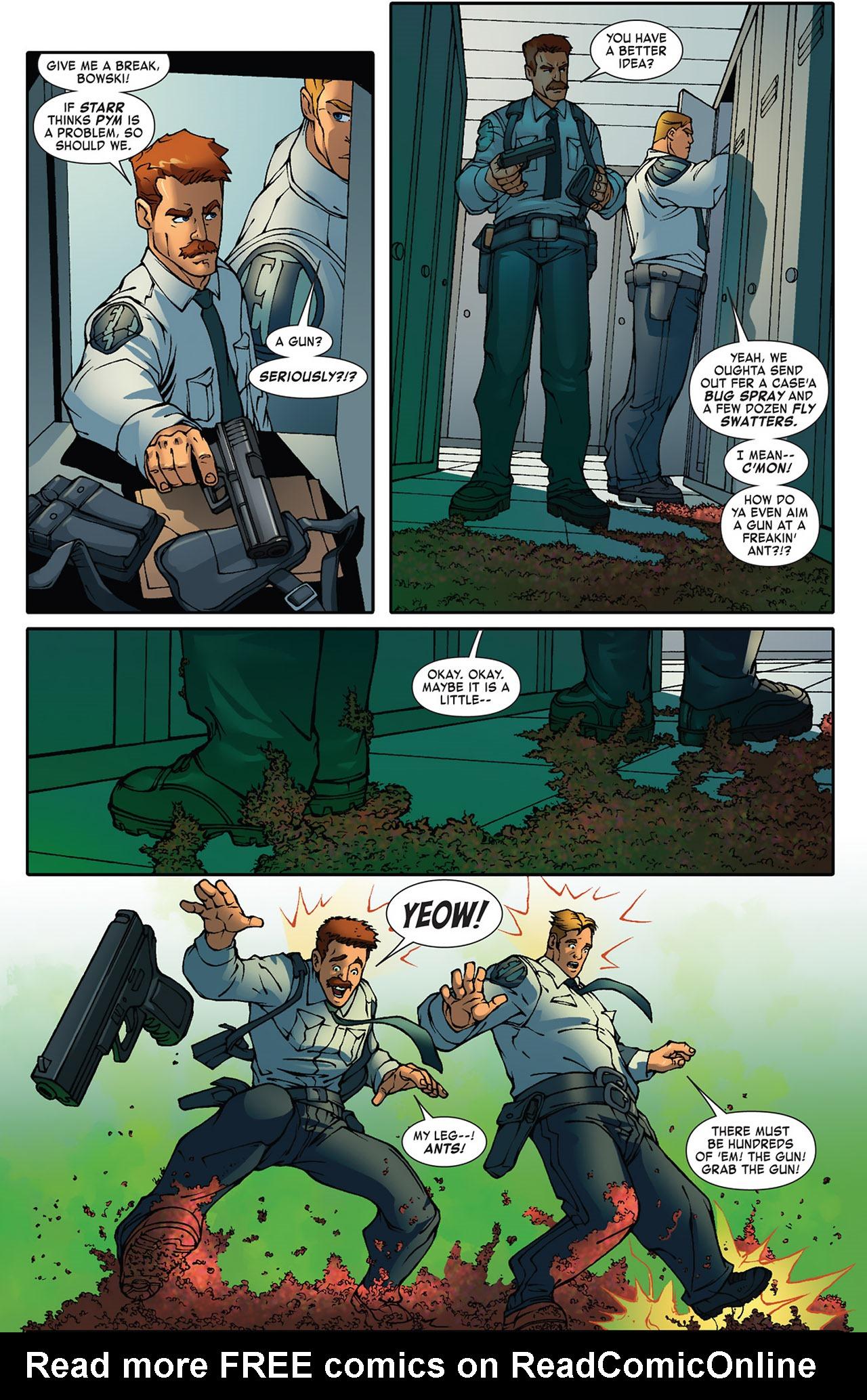 Read online Ant-Man: Season One comic -  Issue #Ant-Man: Season One Full - 49