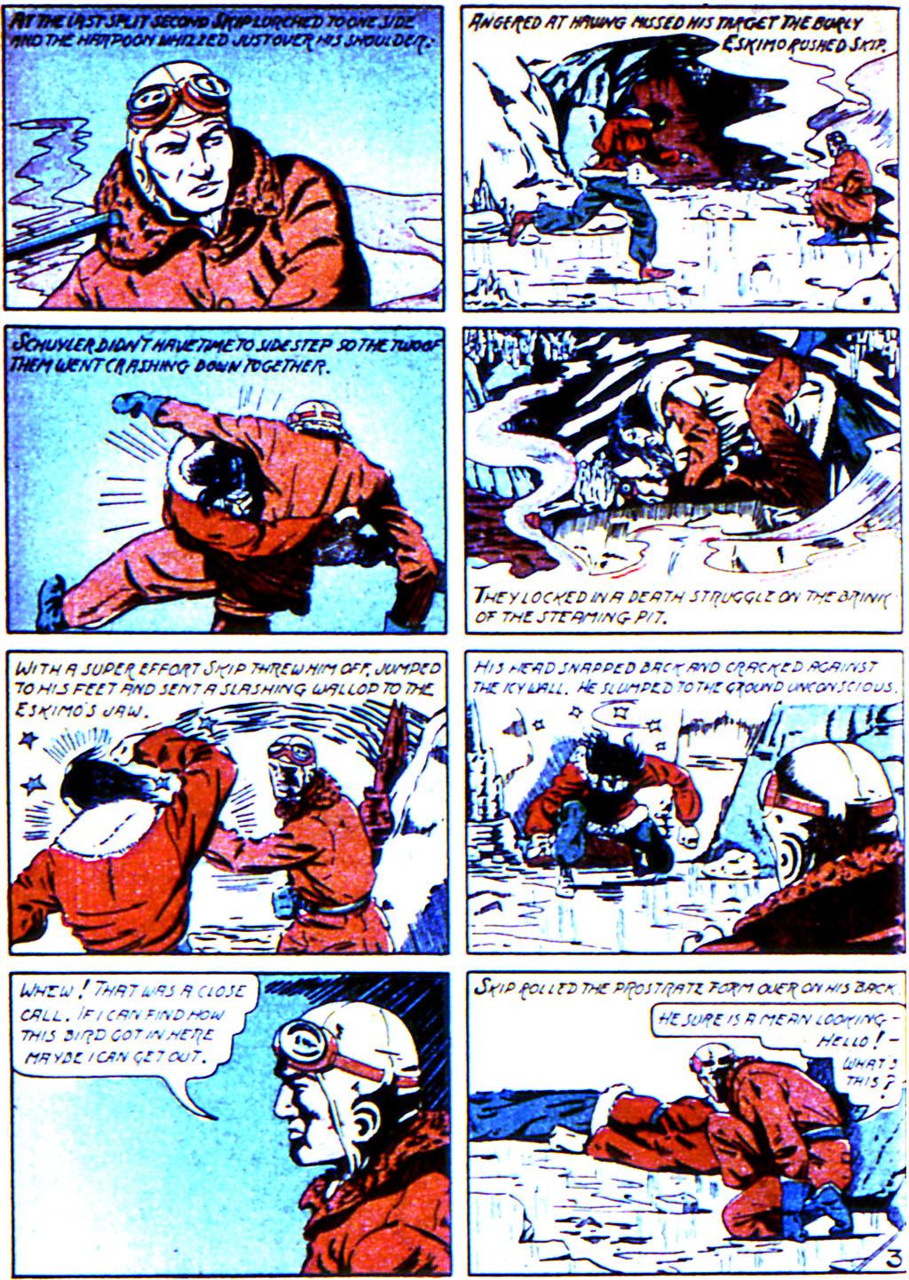 Read online Adventure Comics (1938) comic -  Issue #45 - 46