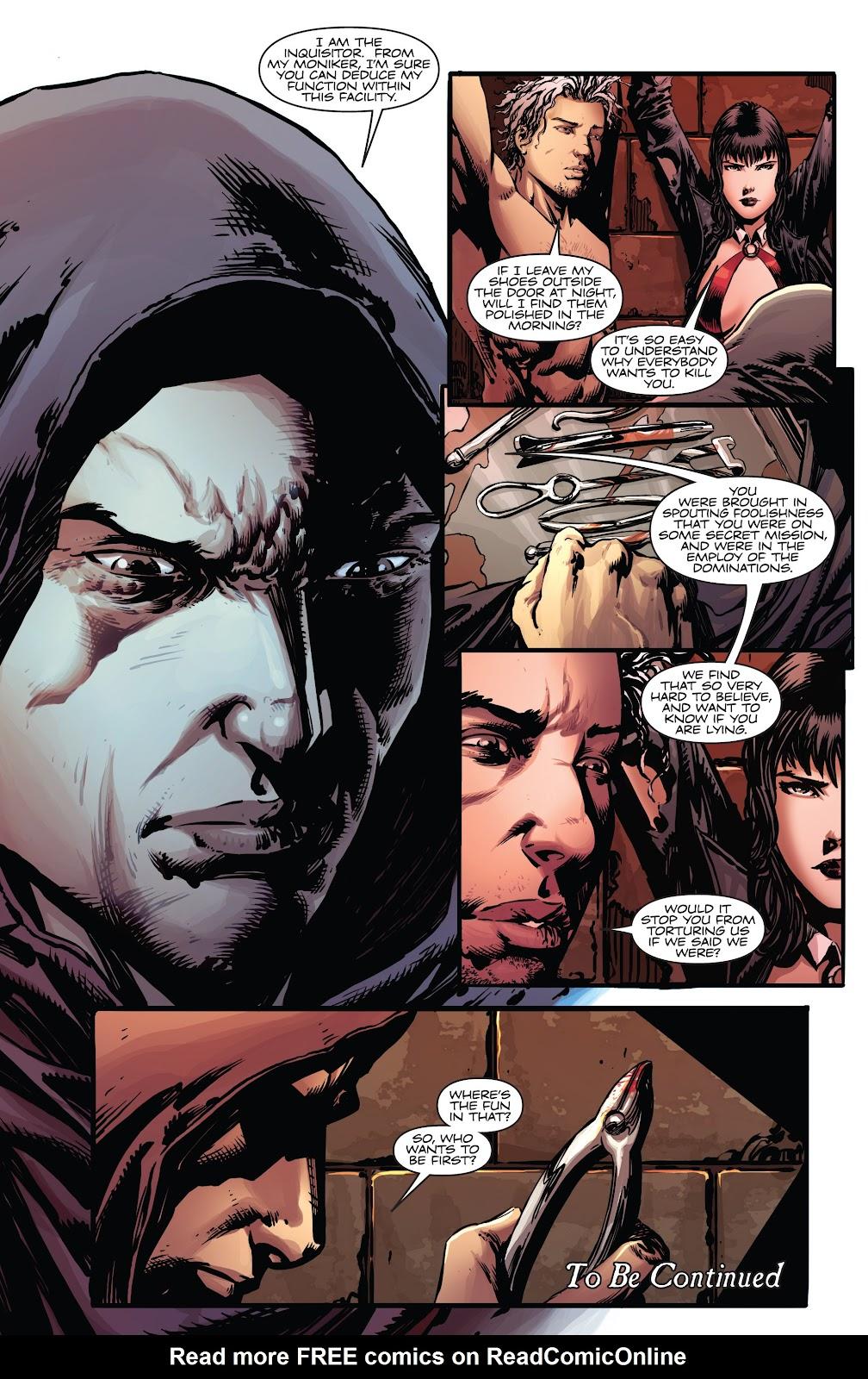 Read online Vampirella Strikes comic -  Issue #4 - 25