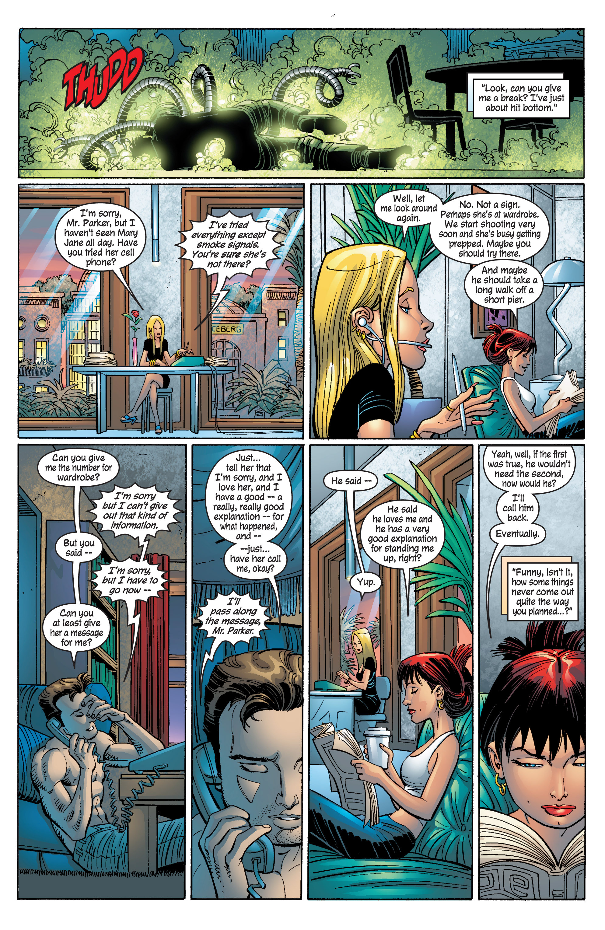 The Amazing Spider-Man (1999) 43 Page 6