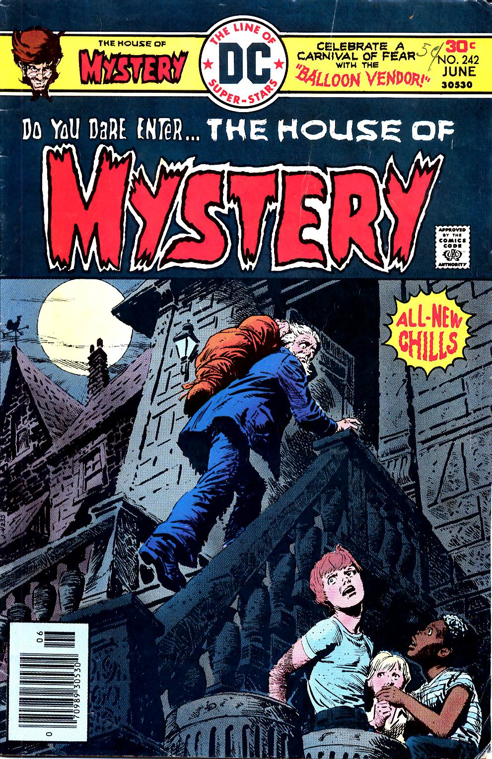 House of Mystery (1951) issue 242 - Page 1