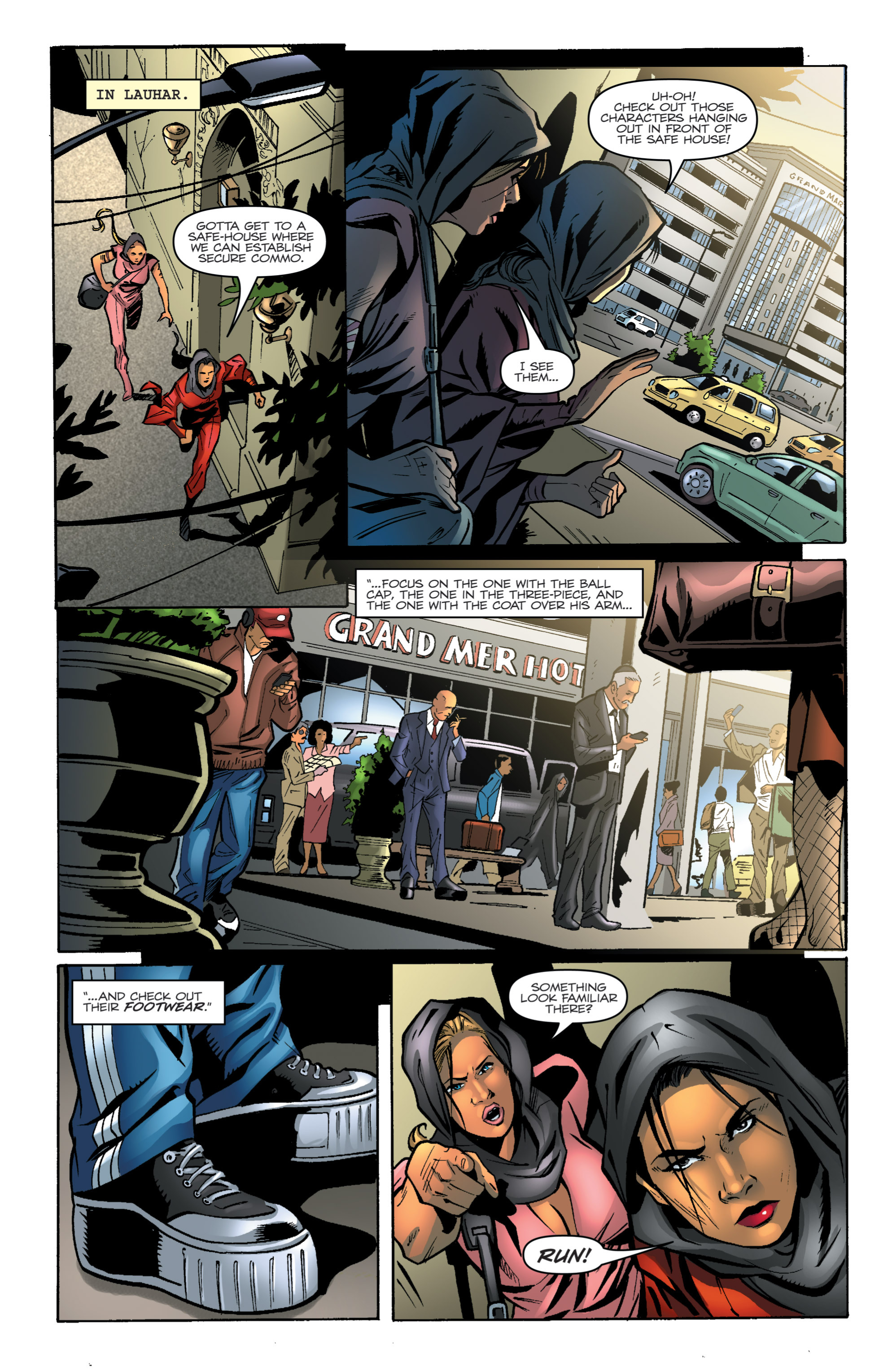 G.I. Joe: A Real American Hero 194 Page 17