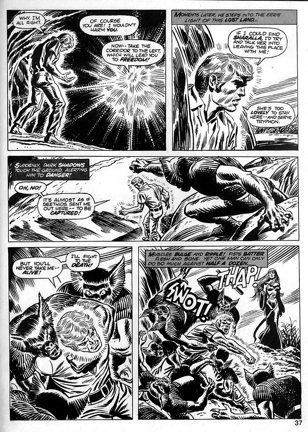 Vampire Tales issue 2 - Page 38