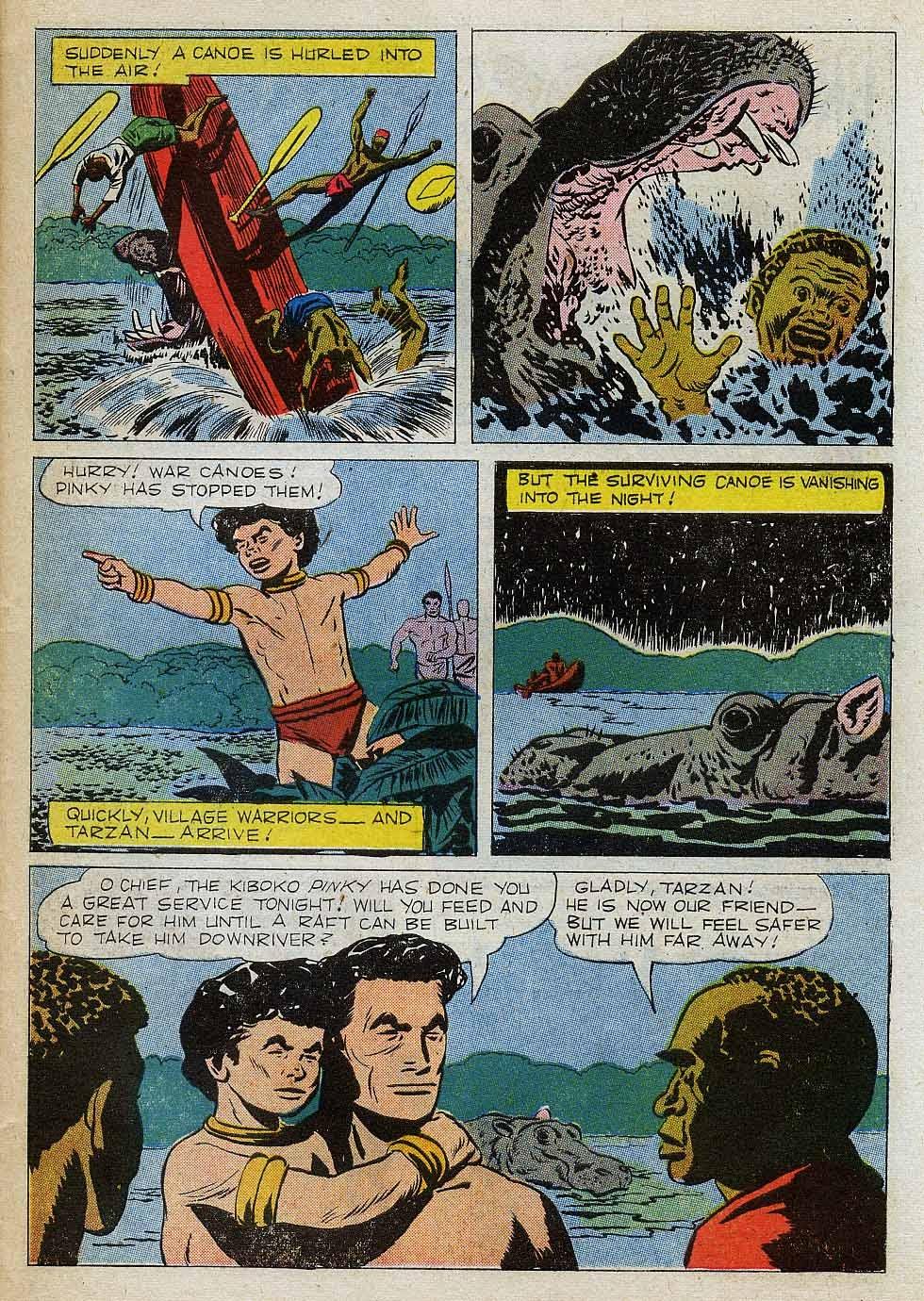 Tarzan (1948) issue 101 - Page 27