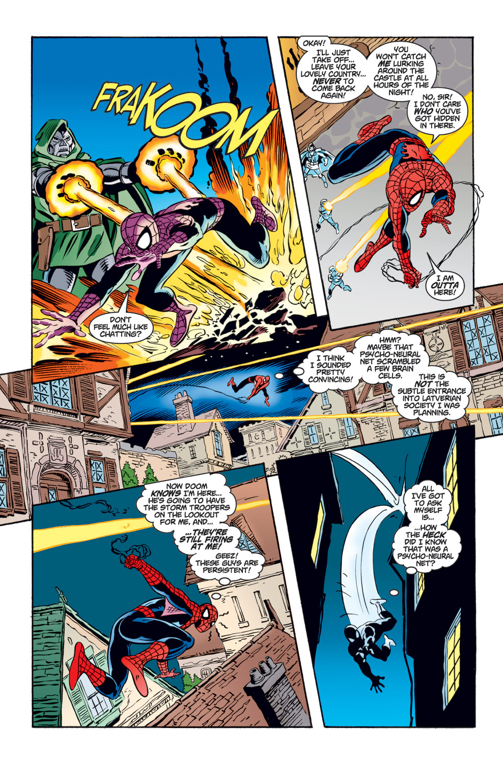 The Amazing Spider-Man (1999) 15 Page 12