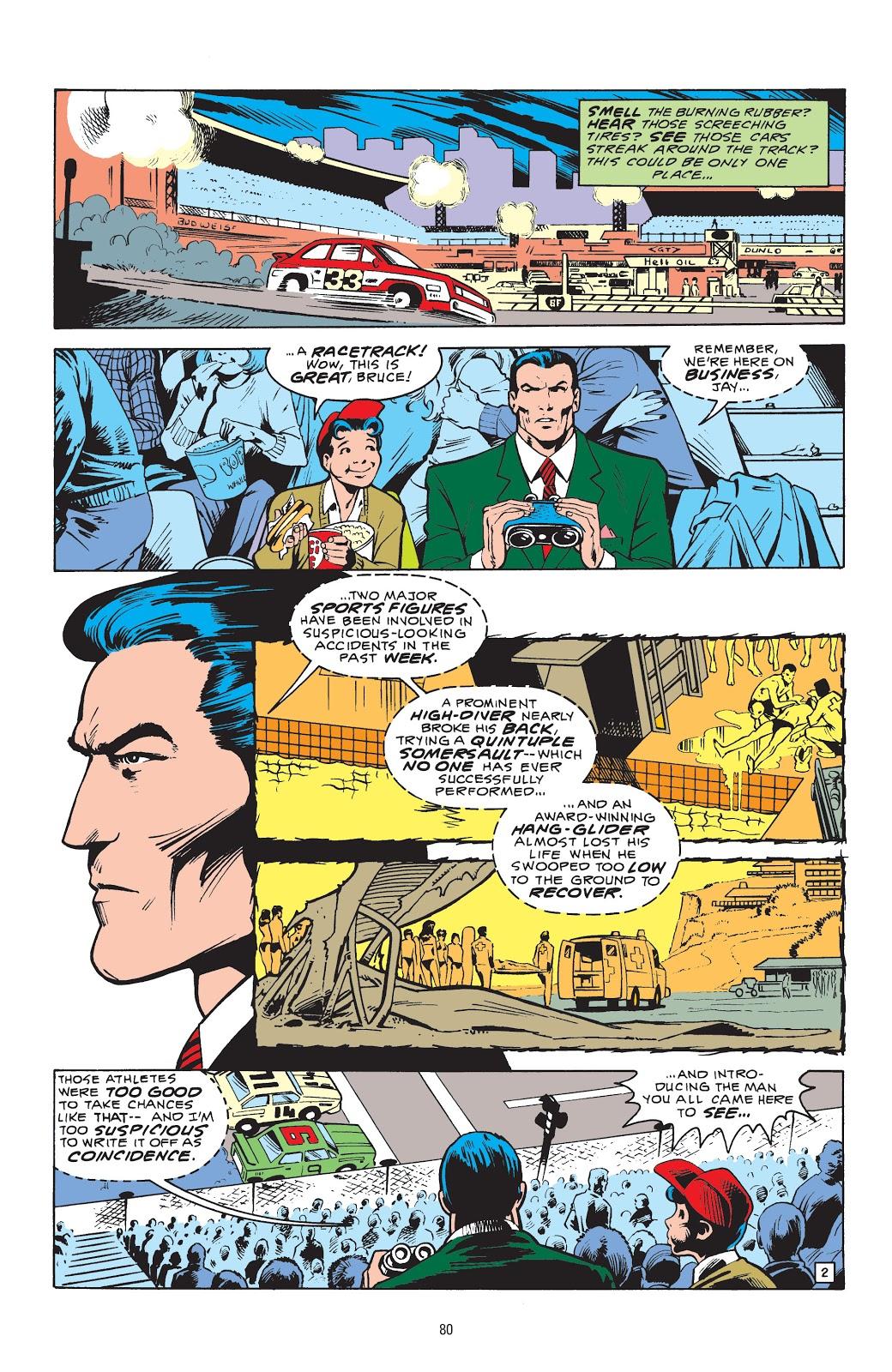 Read online Detective Comics (1937) comic -  Issue # _TPB Batman - The Dark Knight Detective 1 (Part 1) - 80