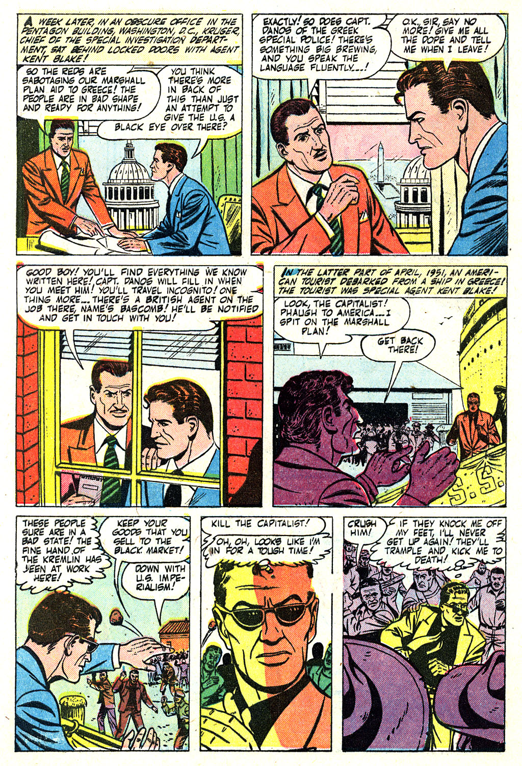 Kent Blake of the Secret Service issue 5 - Page 4