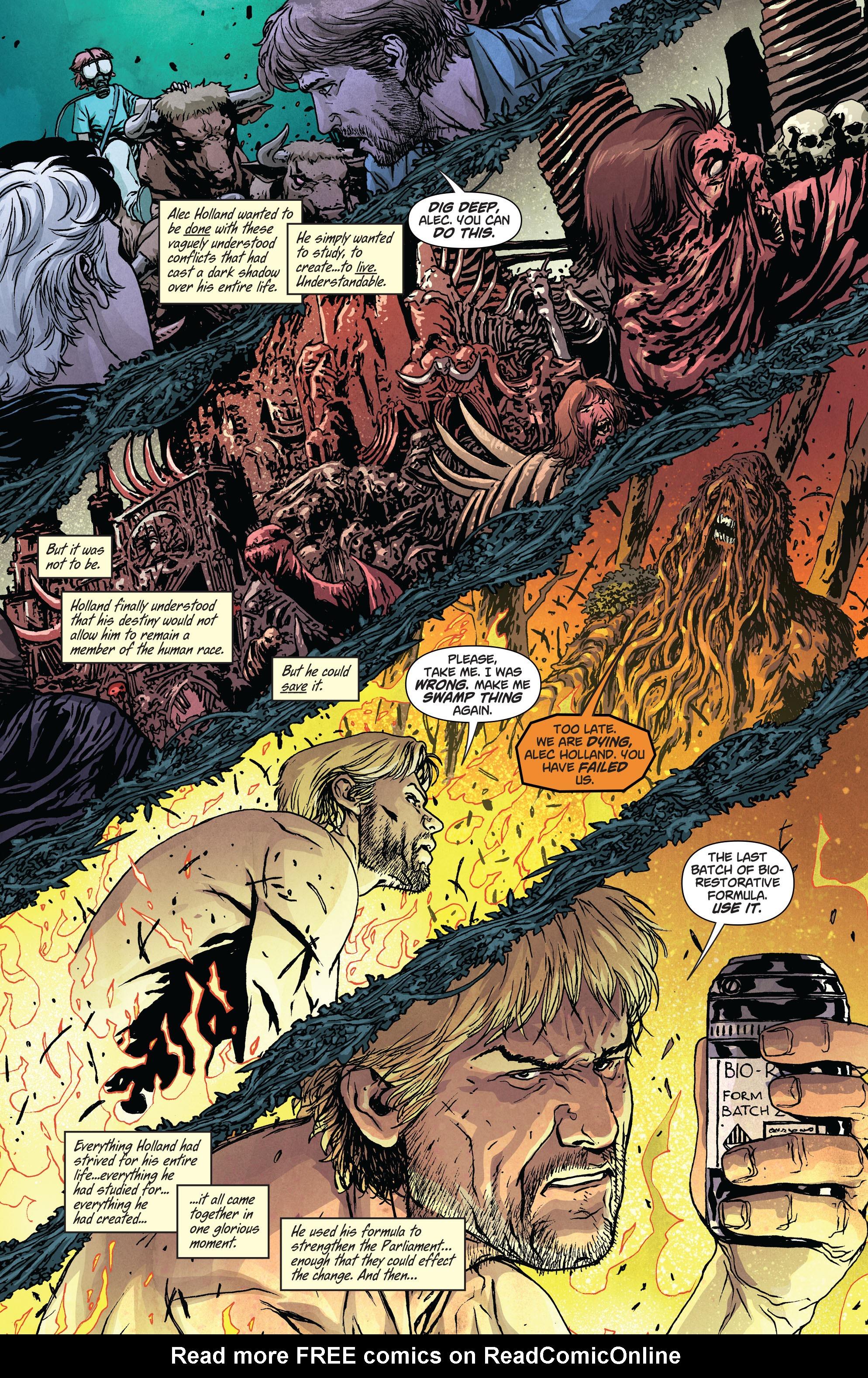 Read online Secret Origins (2014) comic -  Issue #9 - 8