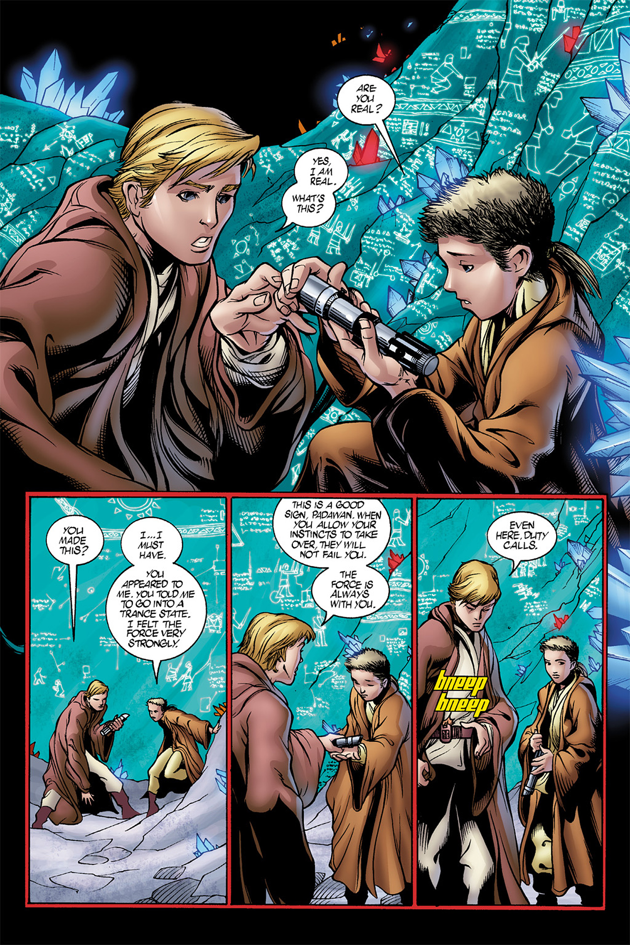 Read online Star Wars Omnibus comic -  Issue # Vol. 10 - 141