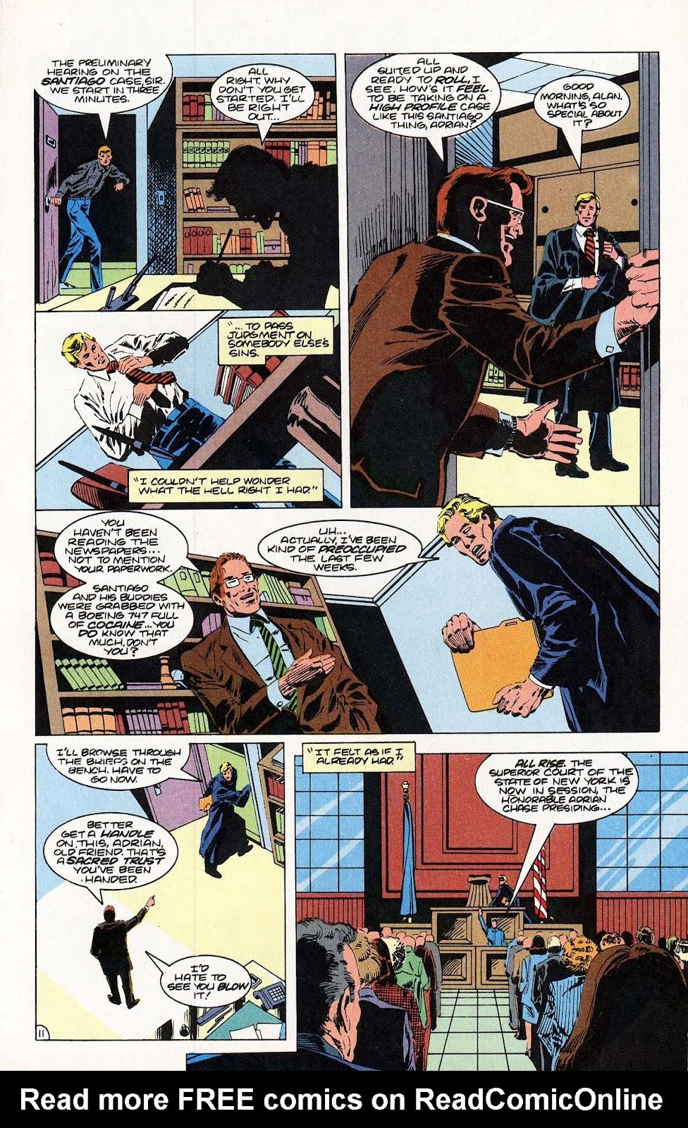 Vigilante (1983) issue 22 - Page 12