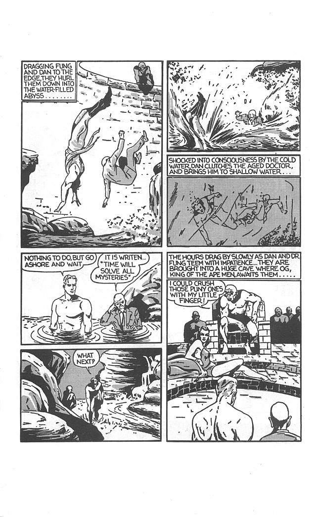 Read online Golden-Age Men of Mystery comic -  Issue #12 - 27