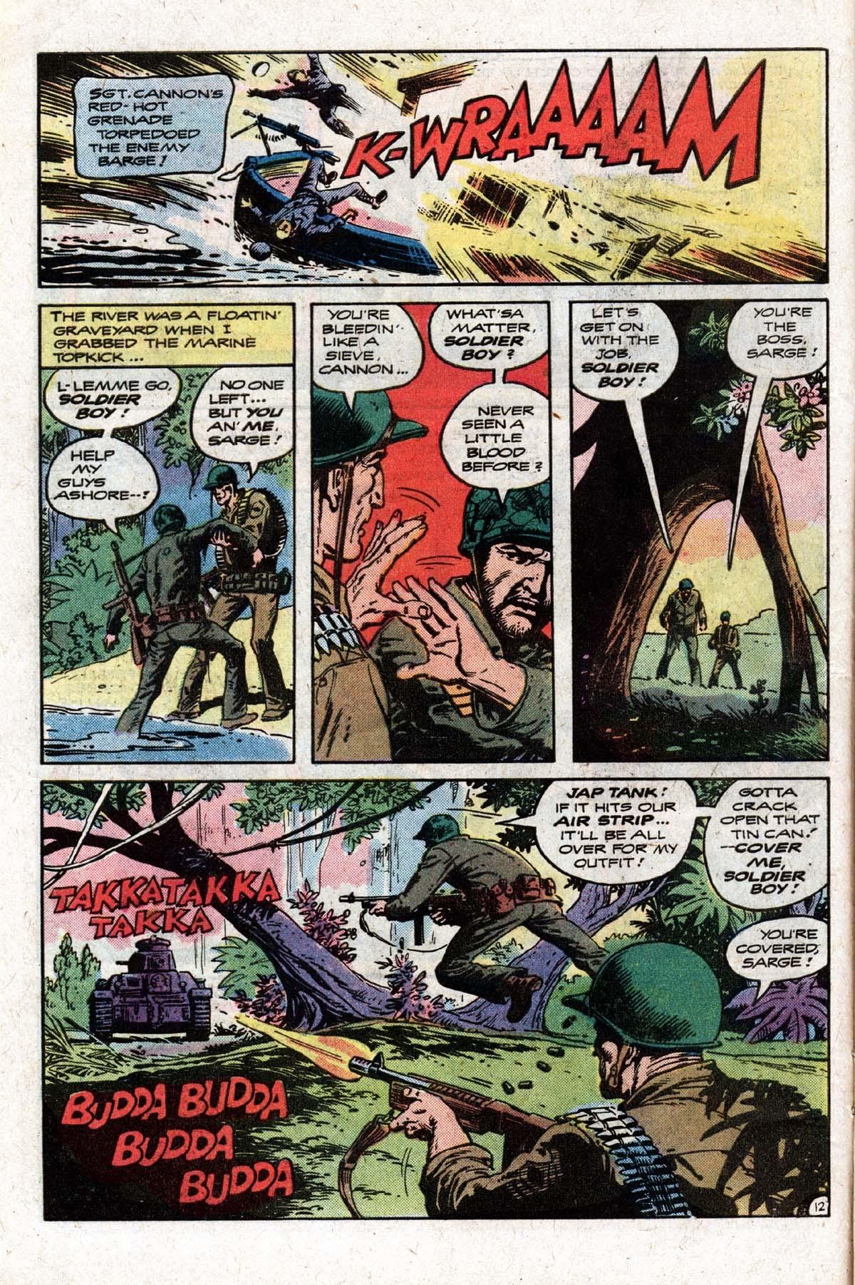 Read online Sgt. Rock comic -  Issue #320 - 15