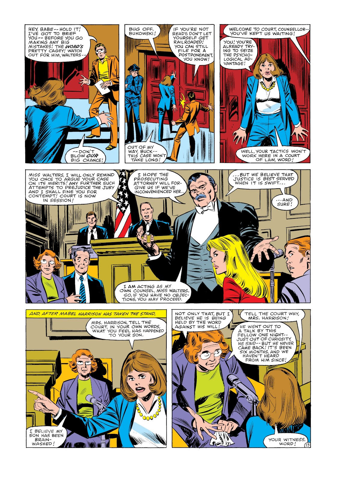 Marvel Masterworks: The Savage She-Hulk issue TPB_1_(Part_2) - Page 85