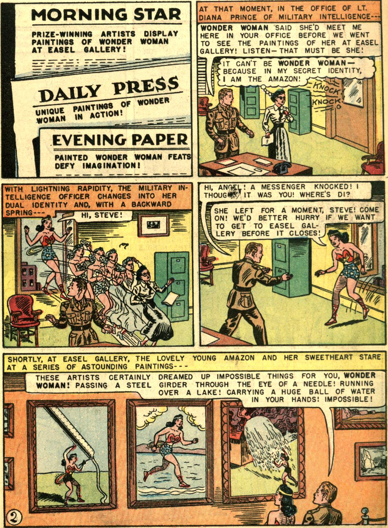 Read online Wonder Woman (1942) comic -  Issue #67 - 15