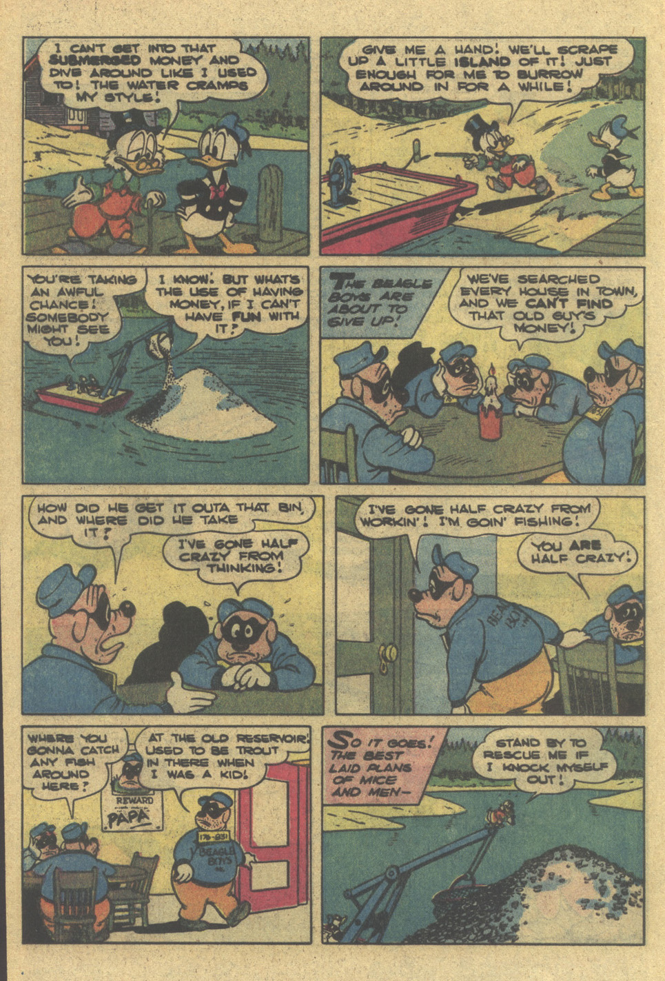 Read online Uncle Scrooge (1953) comic -  Issue #195 - 16