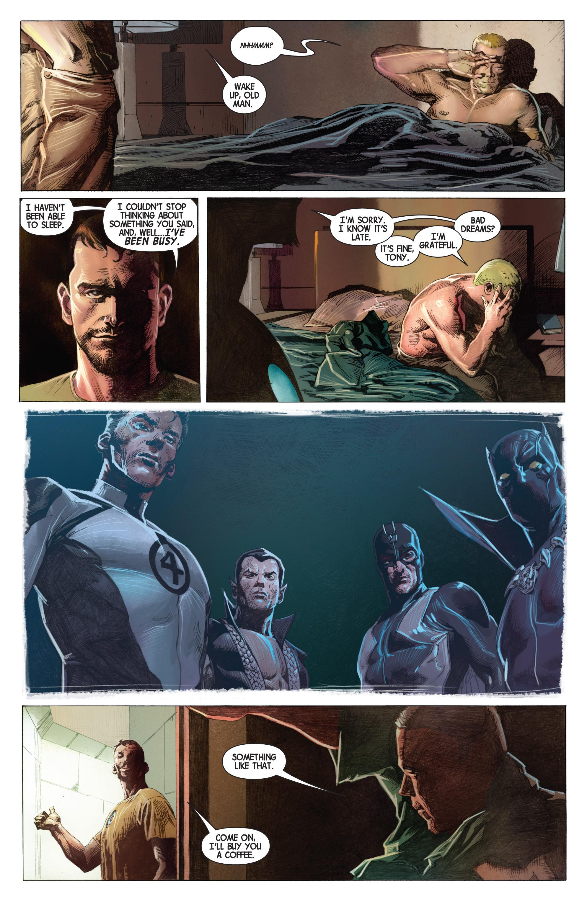 Read online Avengers (2013) comic -  Issue #Avengers (2013) _TPB 1 - 9