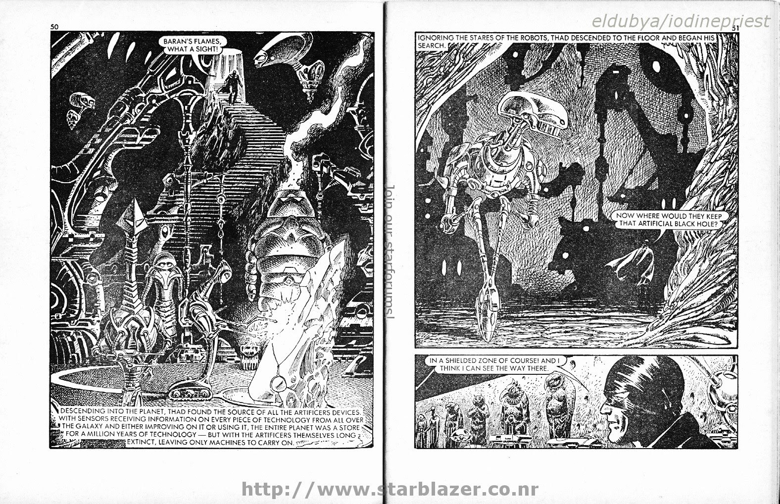 Starblazer issue 141 - Page 27
