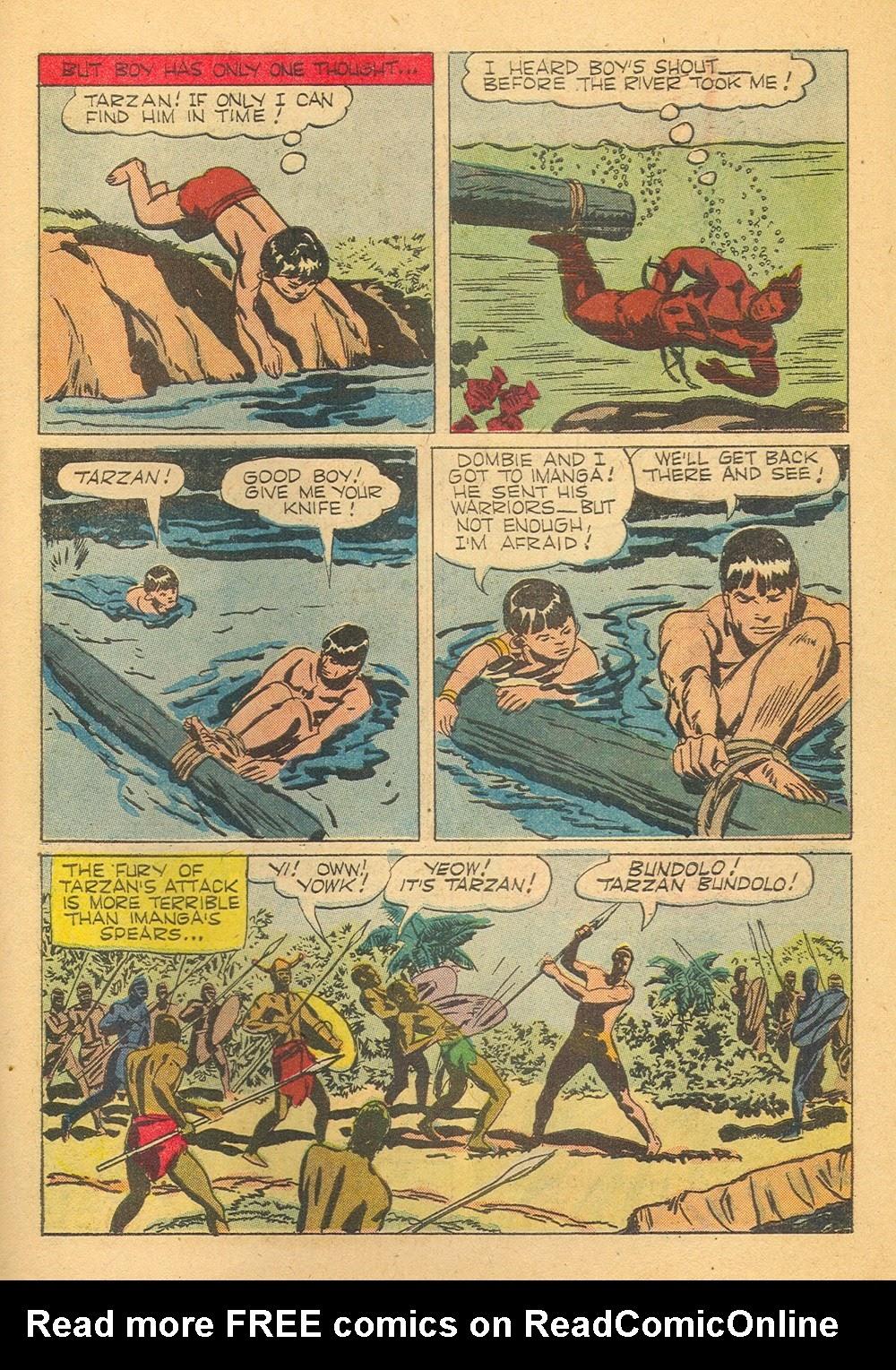 Tarzan (1948) issue 125 - Page 27