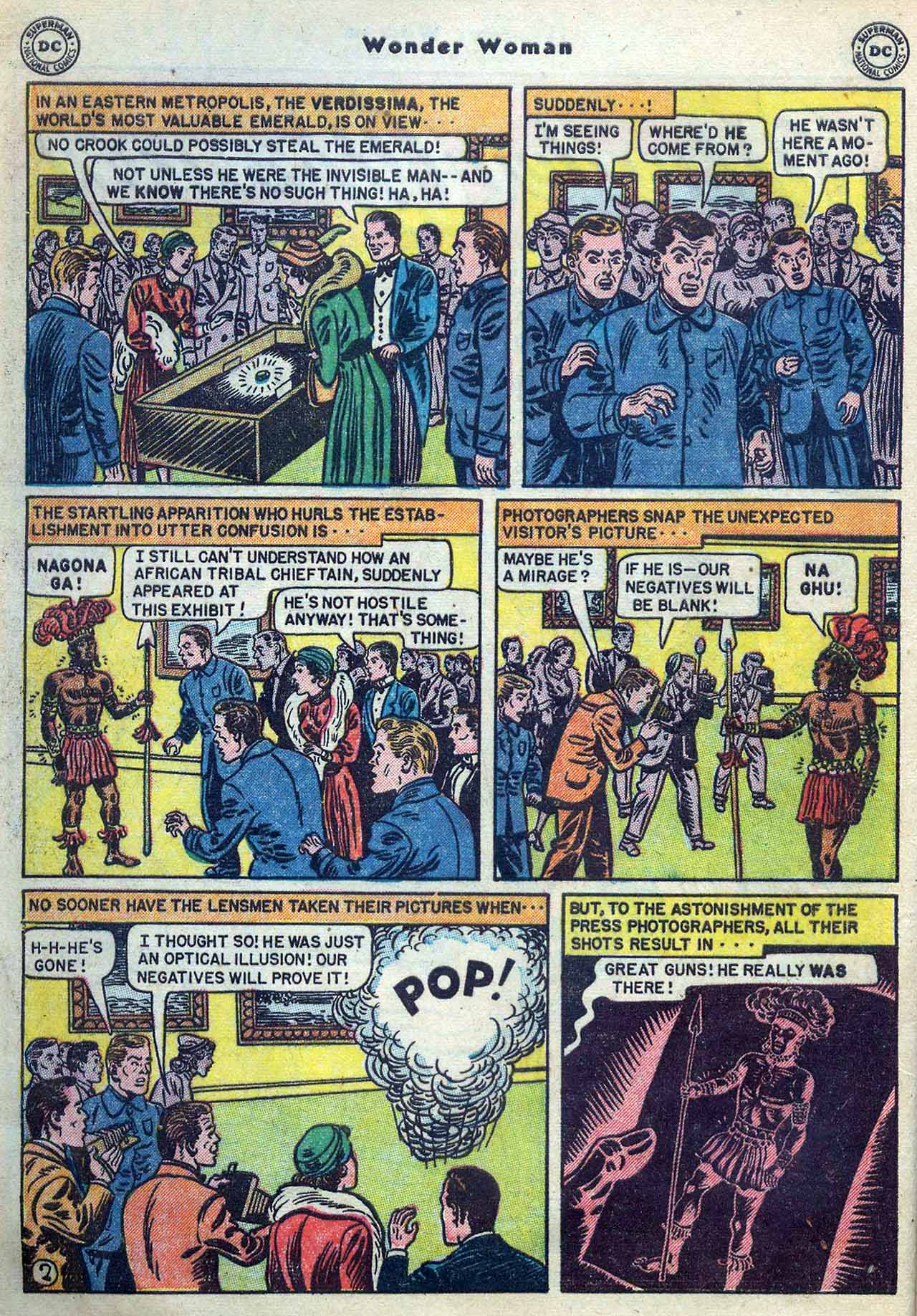 Read online Wonder Woman (1942) comic -  Issue #53 - 4
