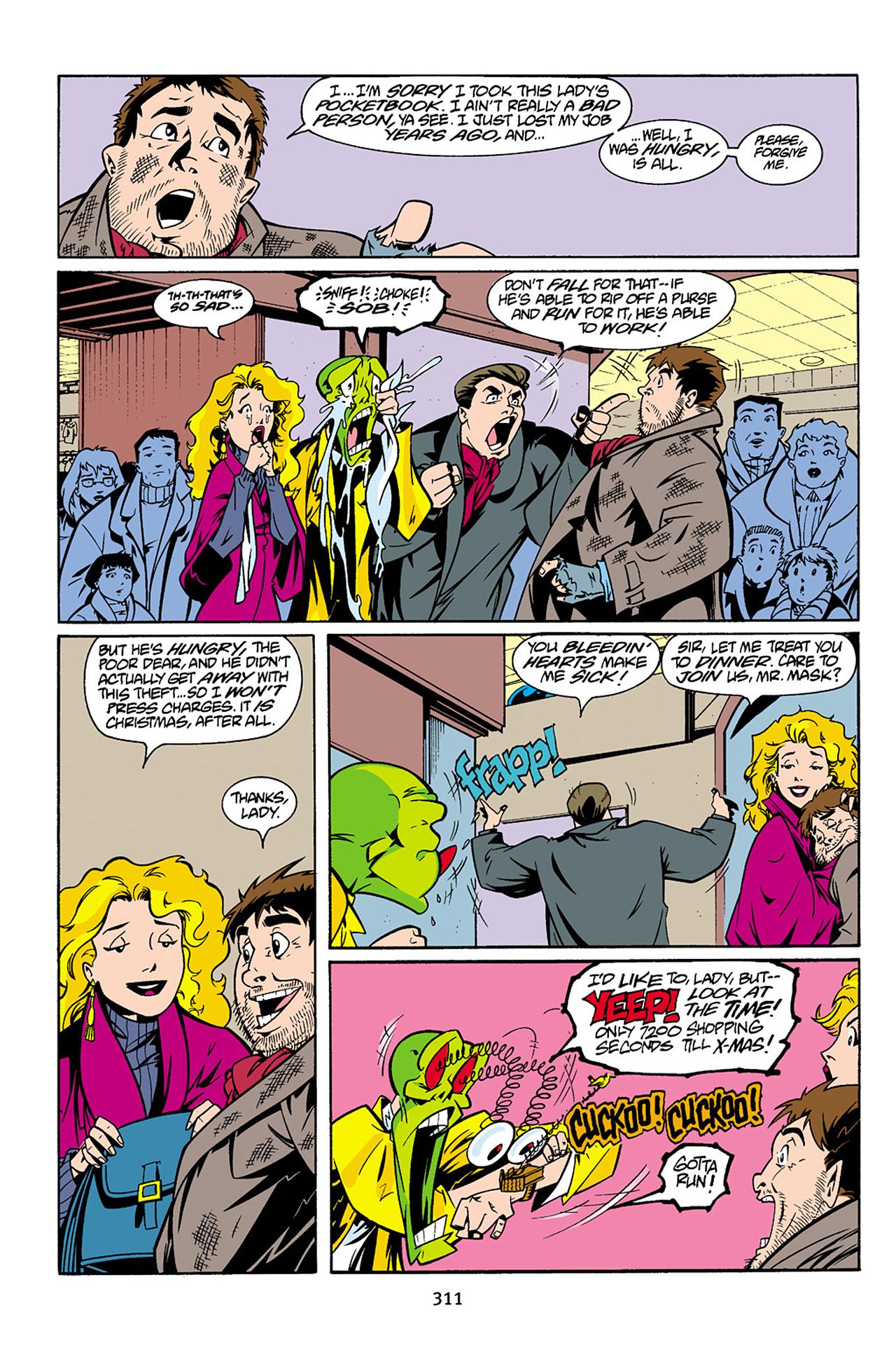 Read online Adventures Of The Mask Omnibus comic -  Issue #Adventures Of The Mask Omnibus Full - 310