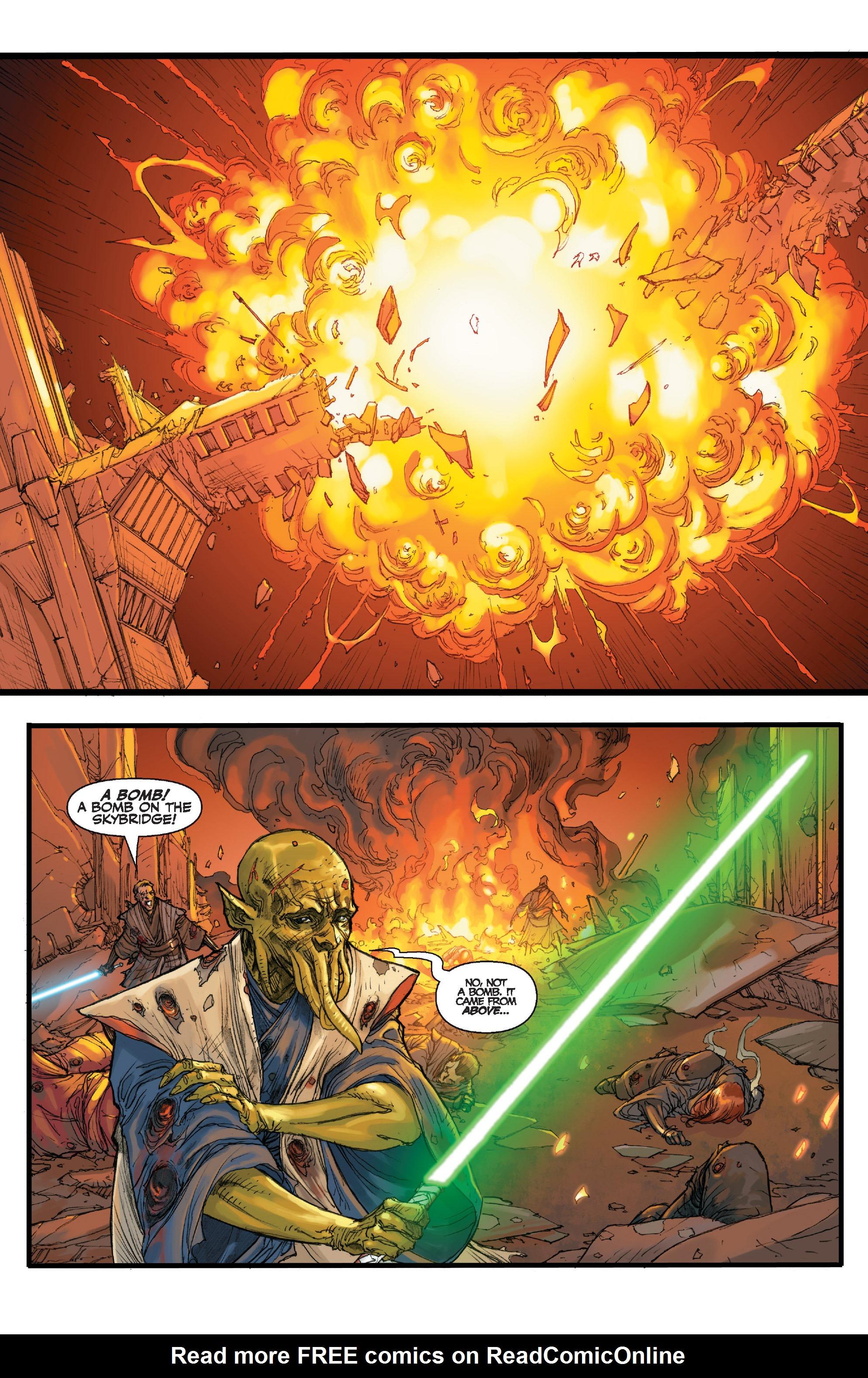 Read online Star Wars Omnibus comic -  Issue # Vol. 32 - 322