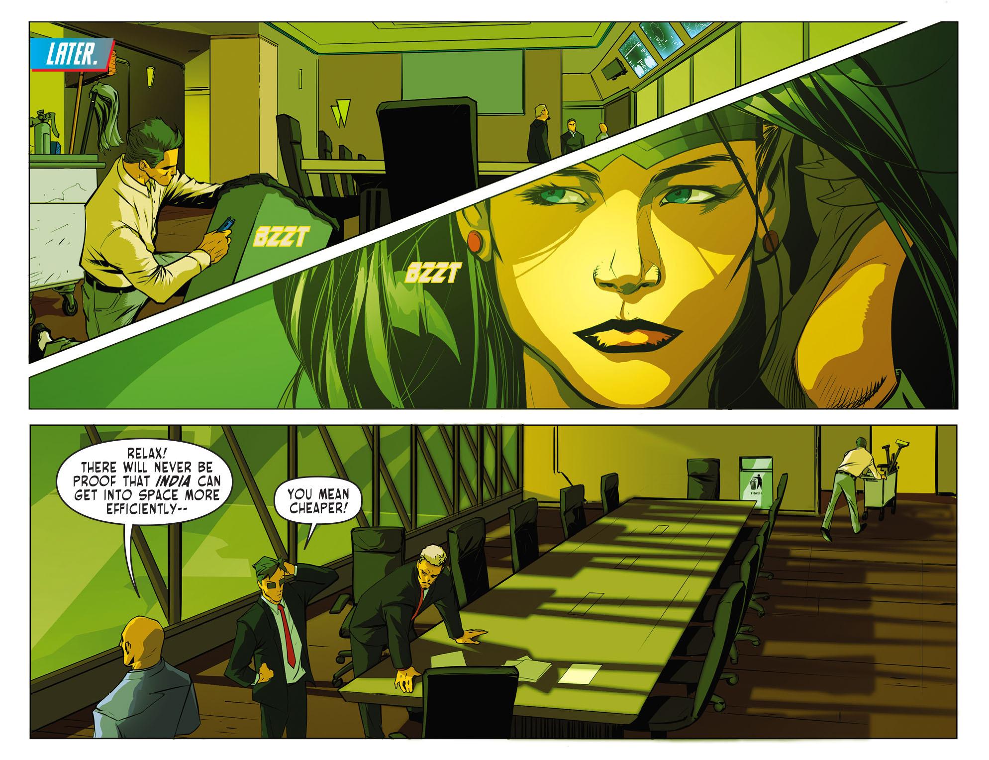 Read online Sensation Comics Featuring Wonder Woman comic -  Issue #25 - 11
