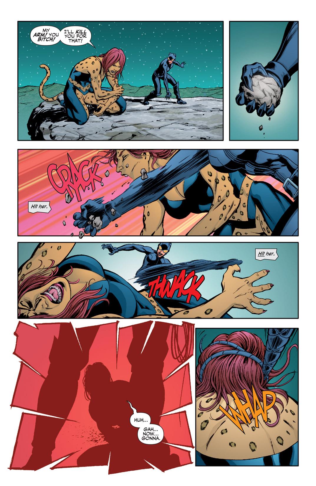 Catwoman (2002) #78 #78 - English 18