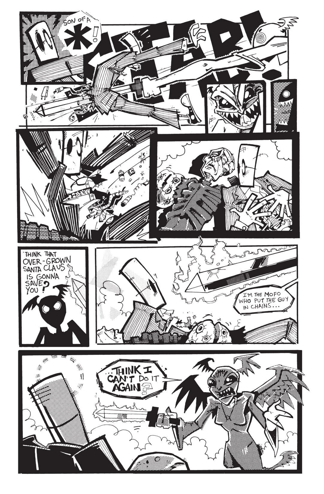 Read online Scud: The Disposable Assassin: The Whole Shebang comic -  Issue # TPB (Part 4) - 127