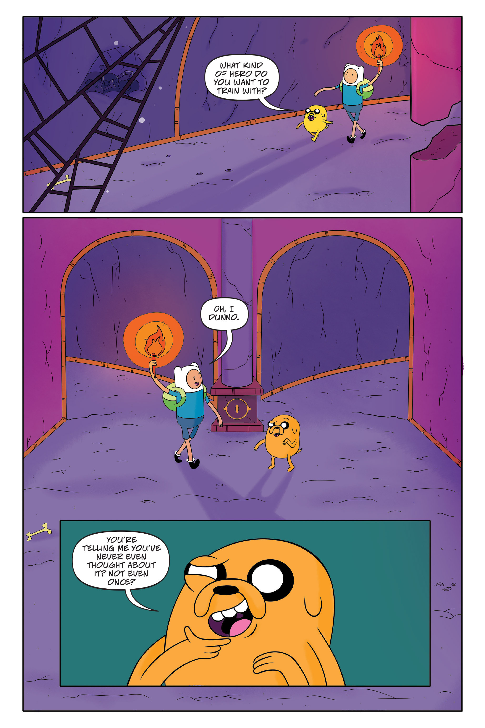 Read online Adventure Time: The Four Castles comic -  Issue #Adventure Time: The Four Castles TPB - 69