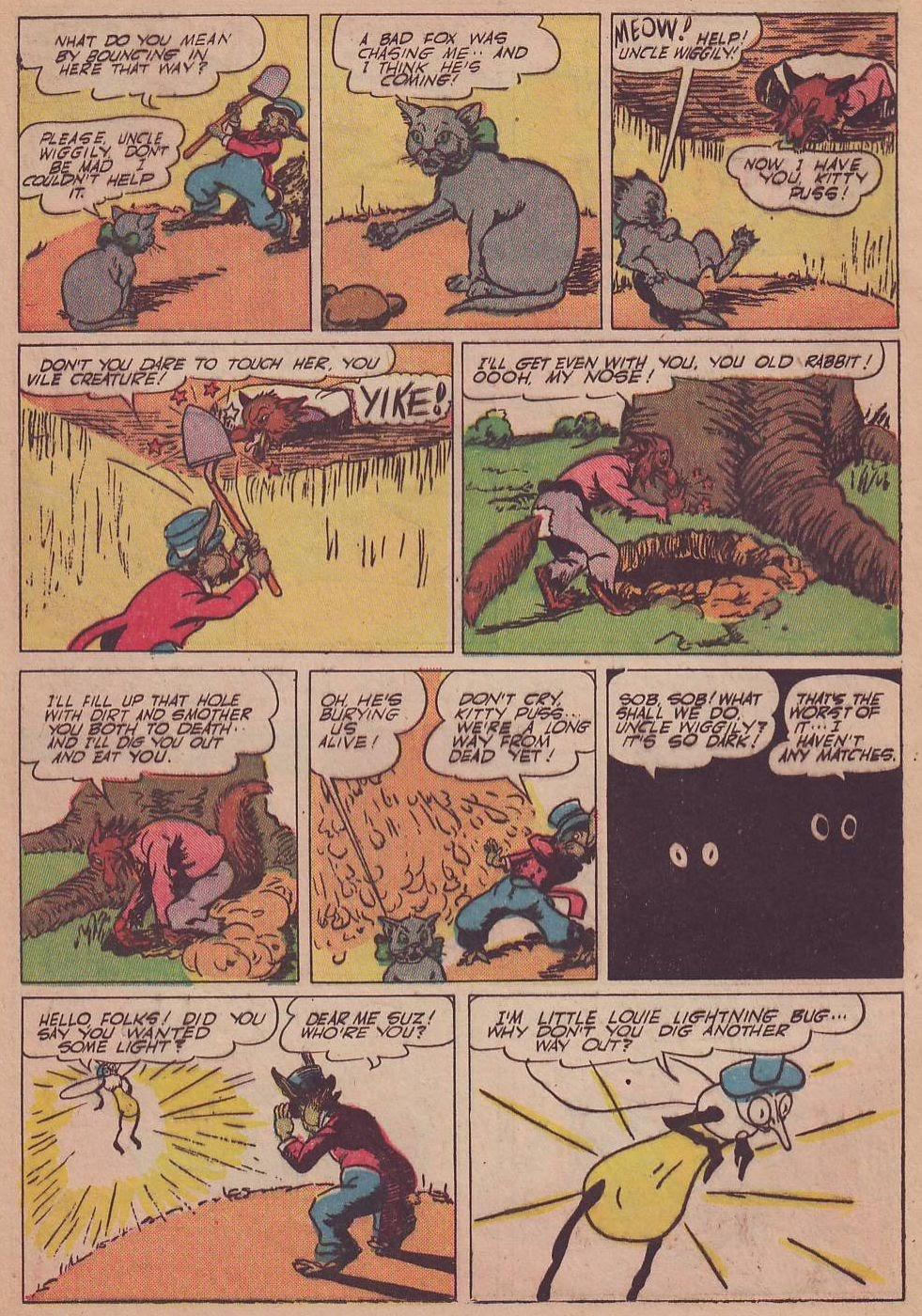 Read online Animal Comics comic -  Issue #17 - 4