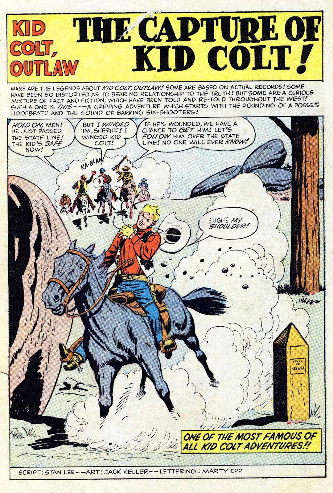 Gunsmoke Western issue 76 - Page 3