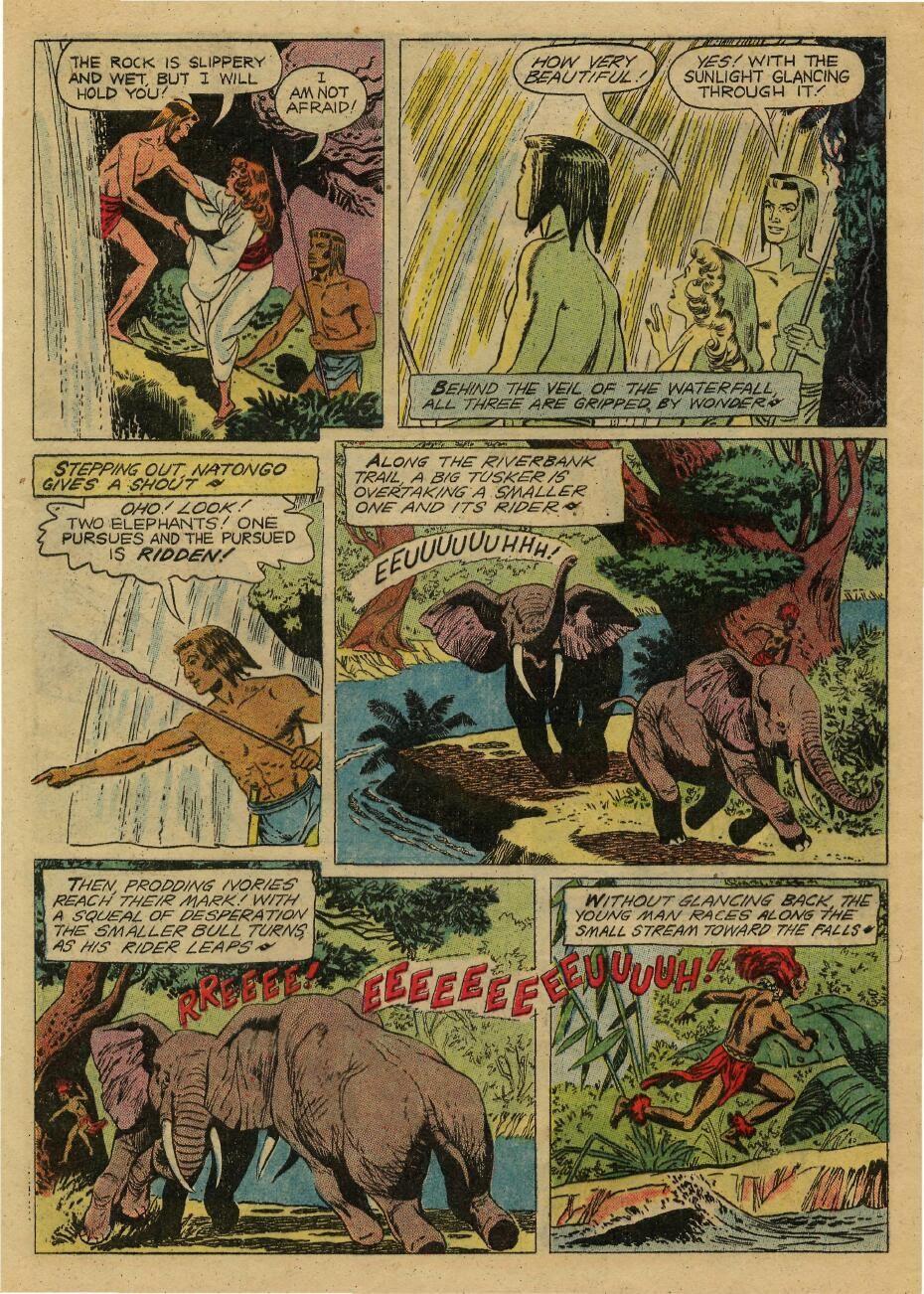 Tarzan (1948) issue 72 - Page 32