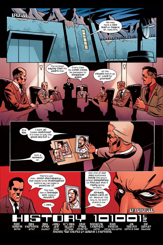 Read online Machine Teen comic -  Issue #1 - 24