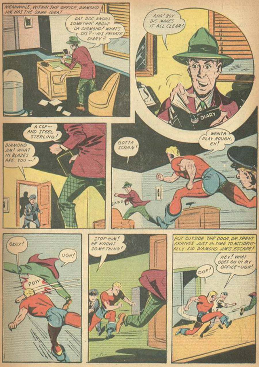 Zip Comics issue 47 - Page 10