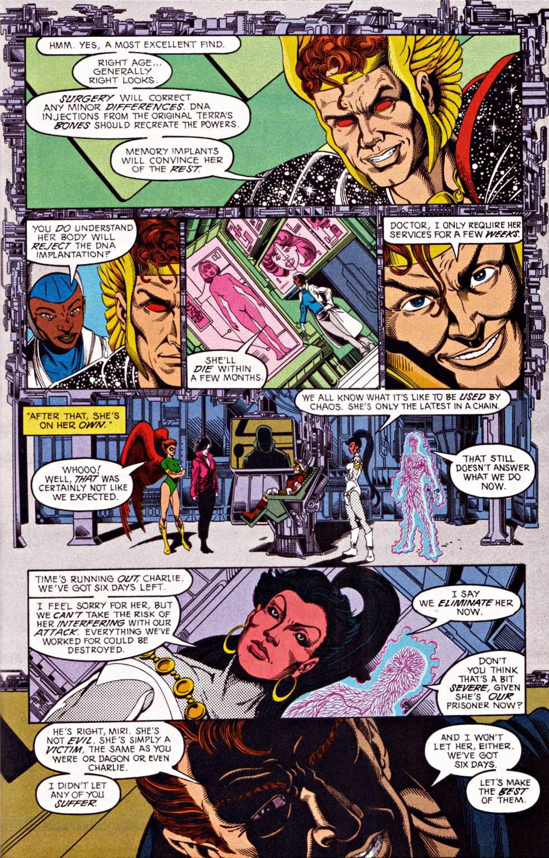 Read online Team Titans comic -  Issue #1e - 12