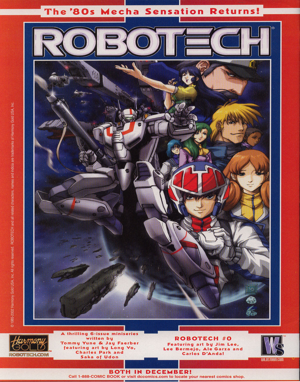 Robotech (2003) issue 0 - Page 36